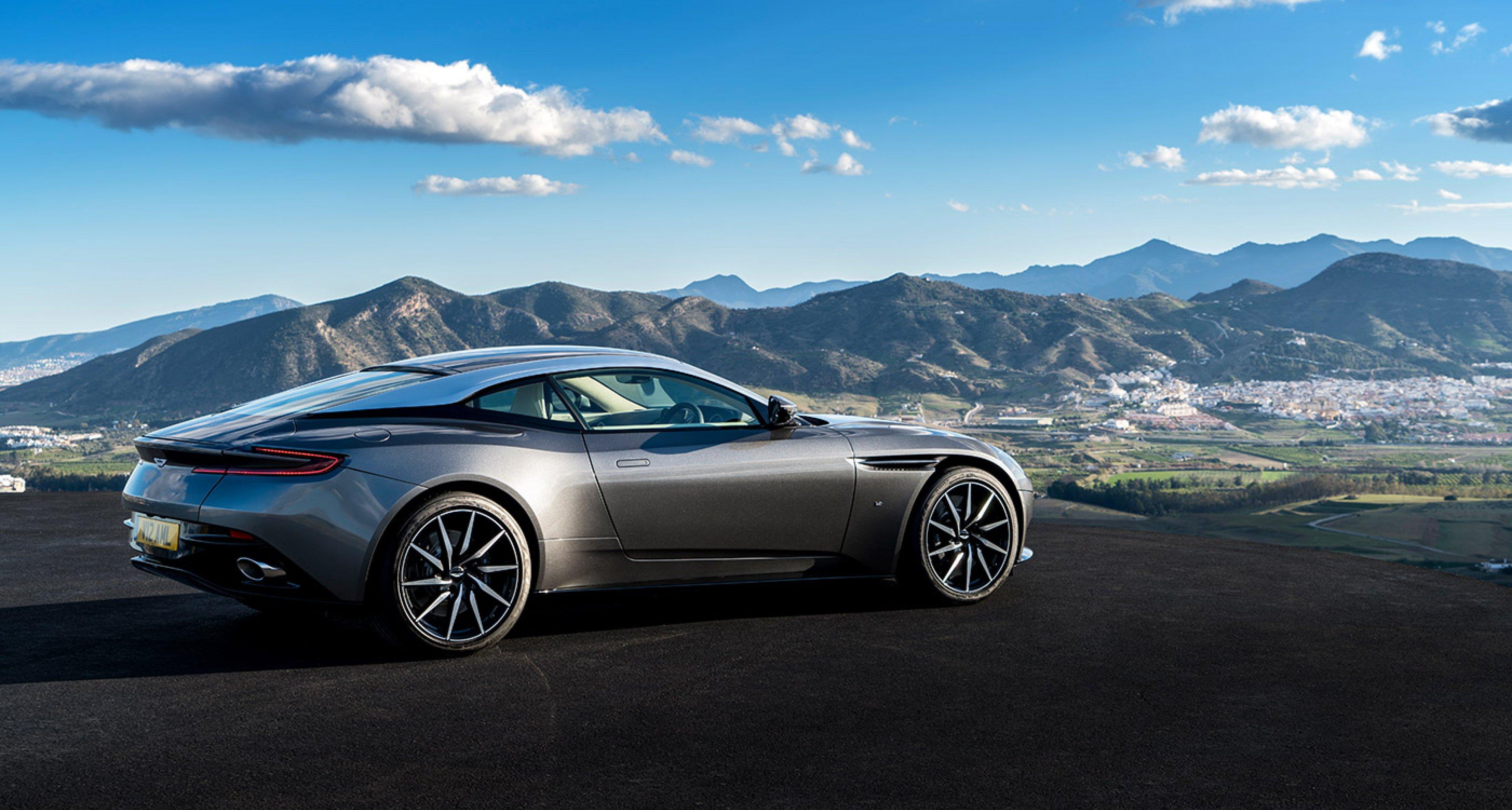 Aston Martin S Future Hinges On The New Db11 Classic Driver Magazine