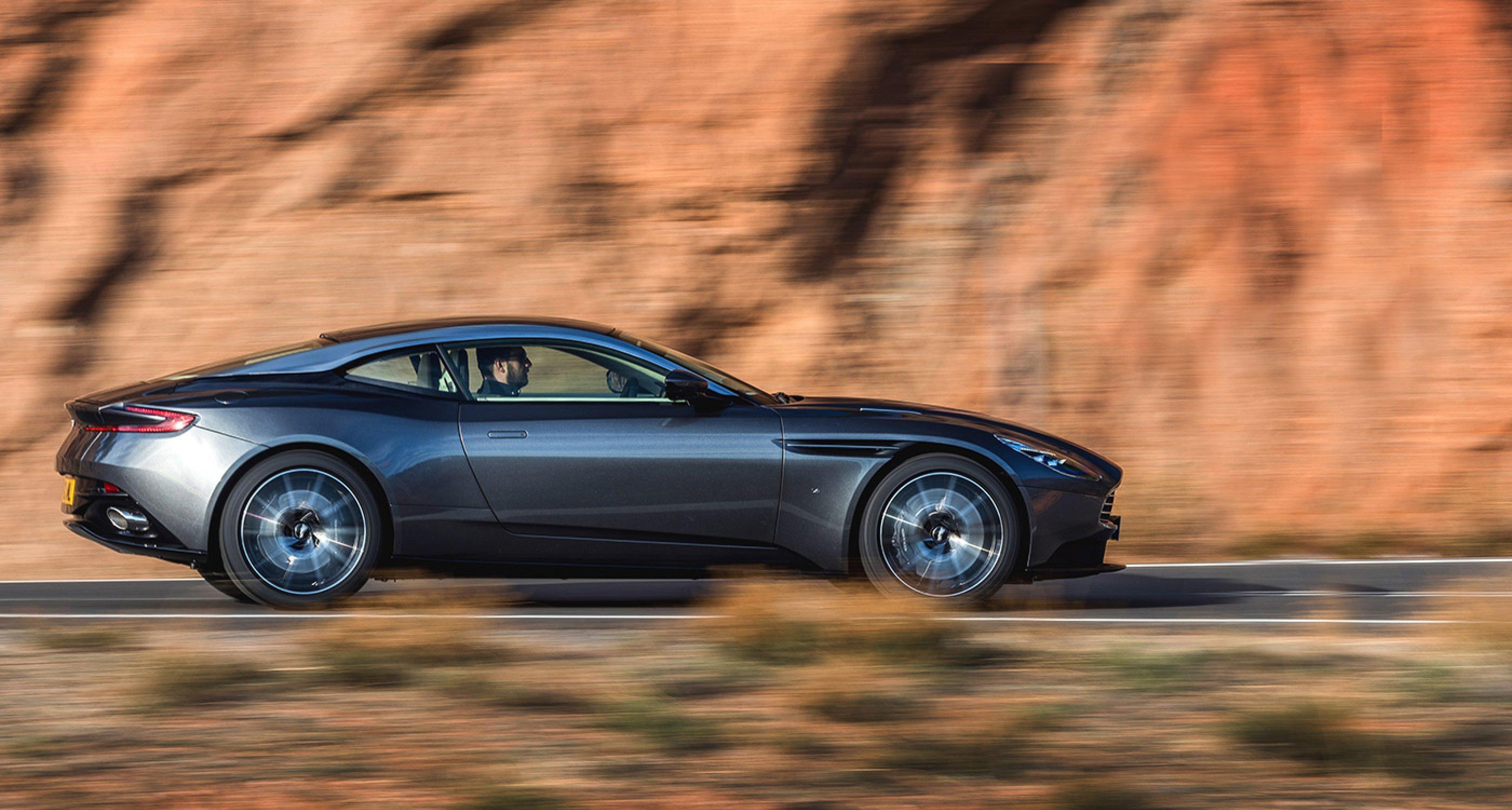 Der Neue Aston Martin Db11 Entscheidet über Die Zukunt Der Marke Classic Driver Magazine