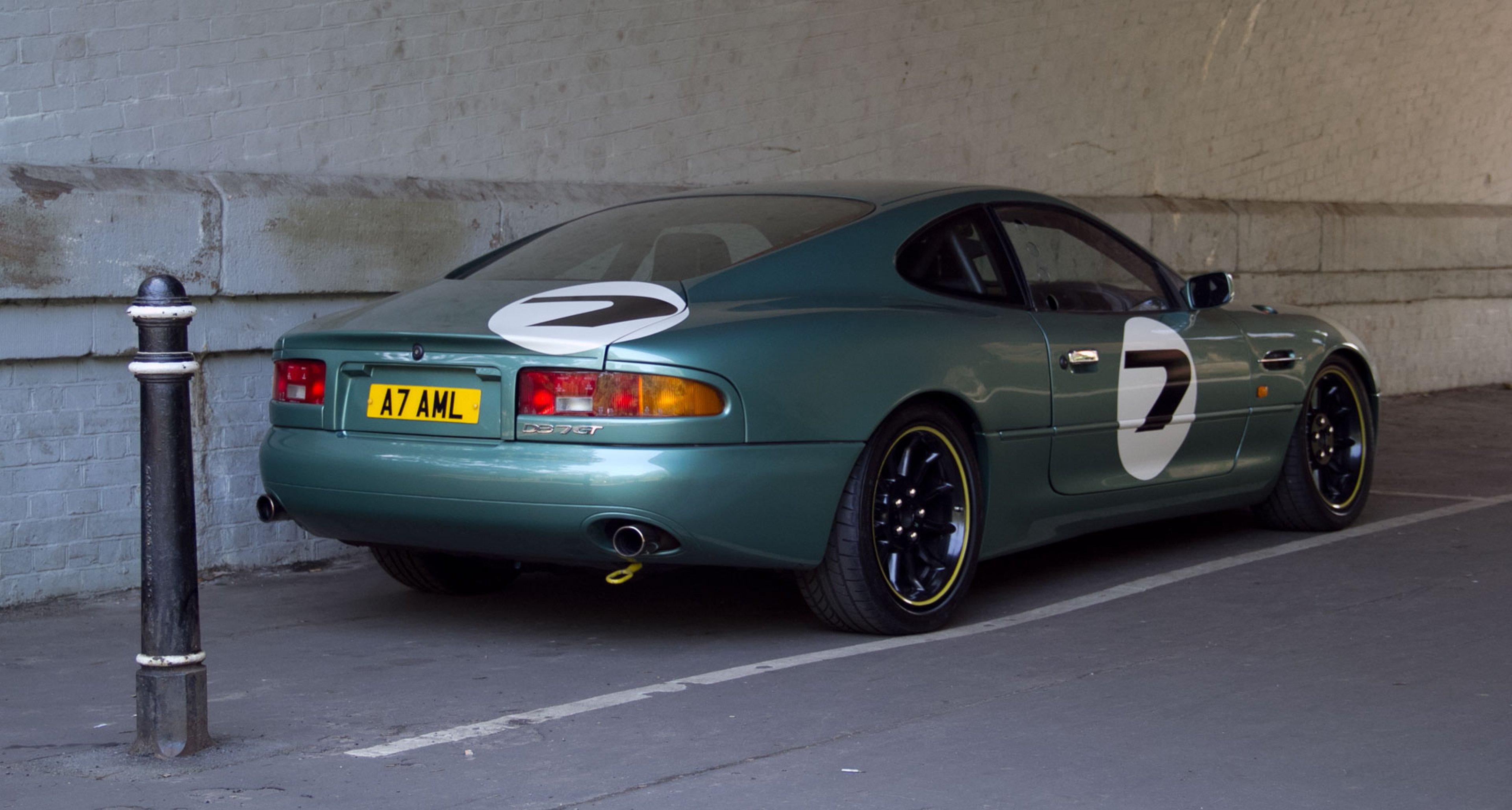 A Race Car Named Desire
