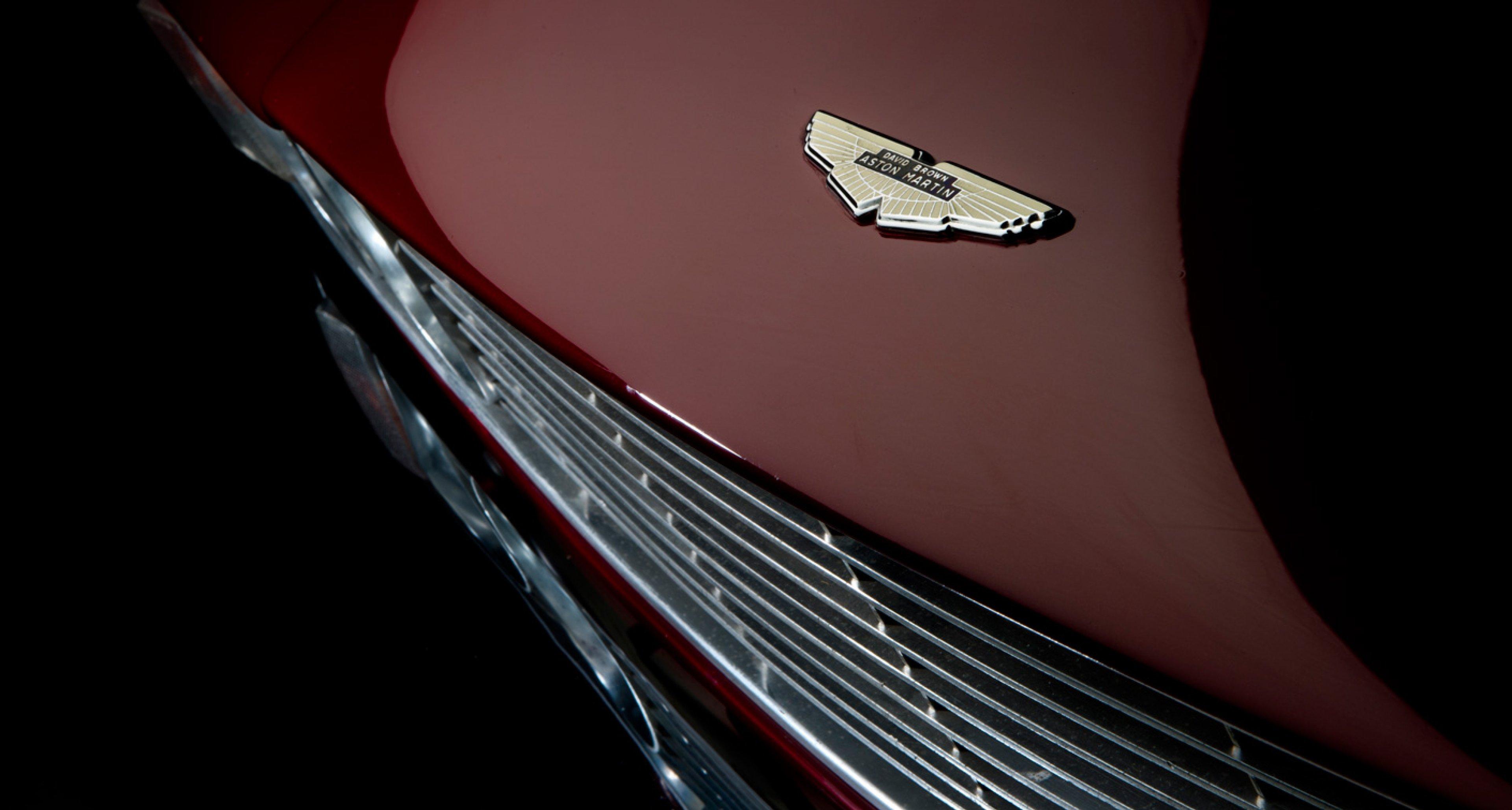 Aston Martin DBS V8FI prototype