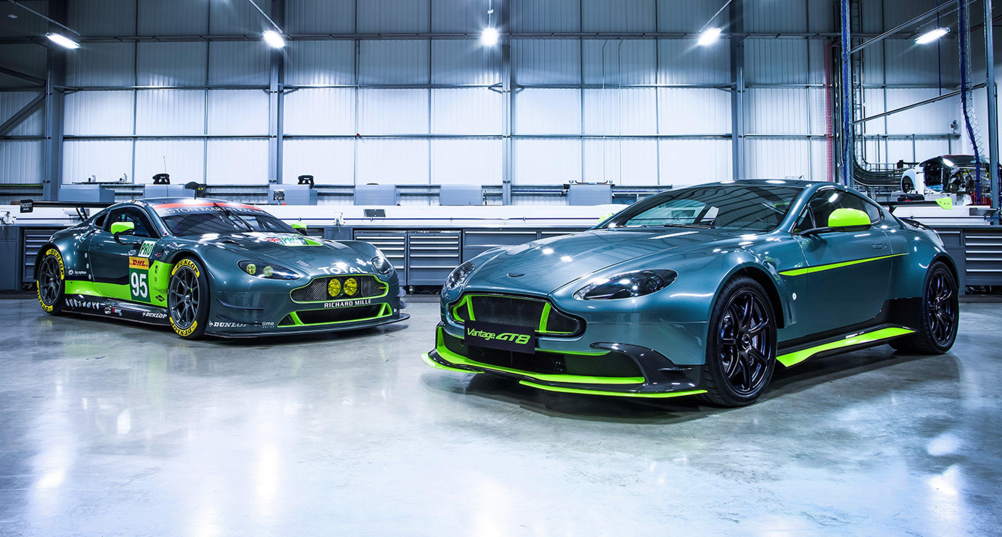 Lust Auf Eine Frühlingskur Mit Diesem Aston Martin Gt8 Classic Driver Magazine