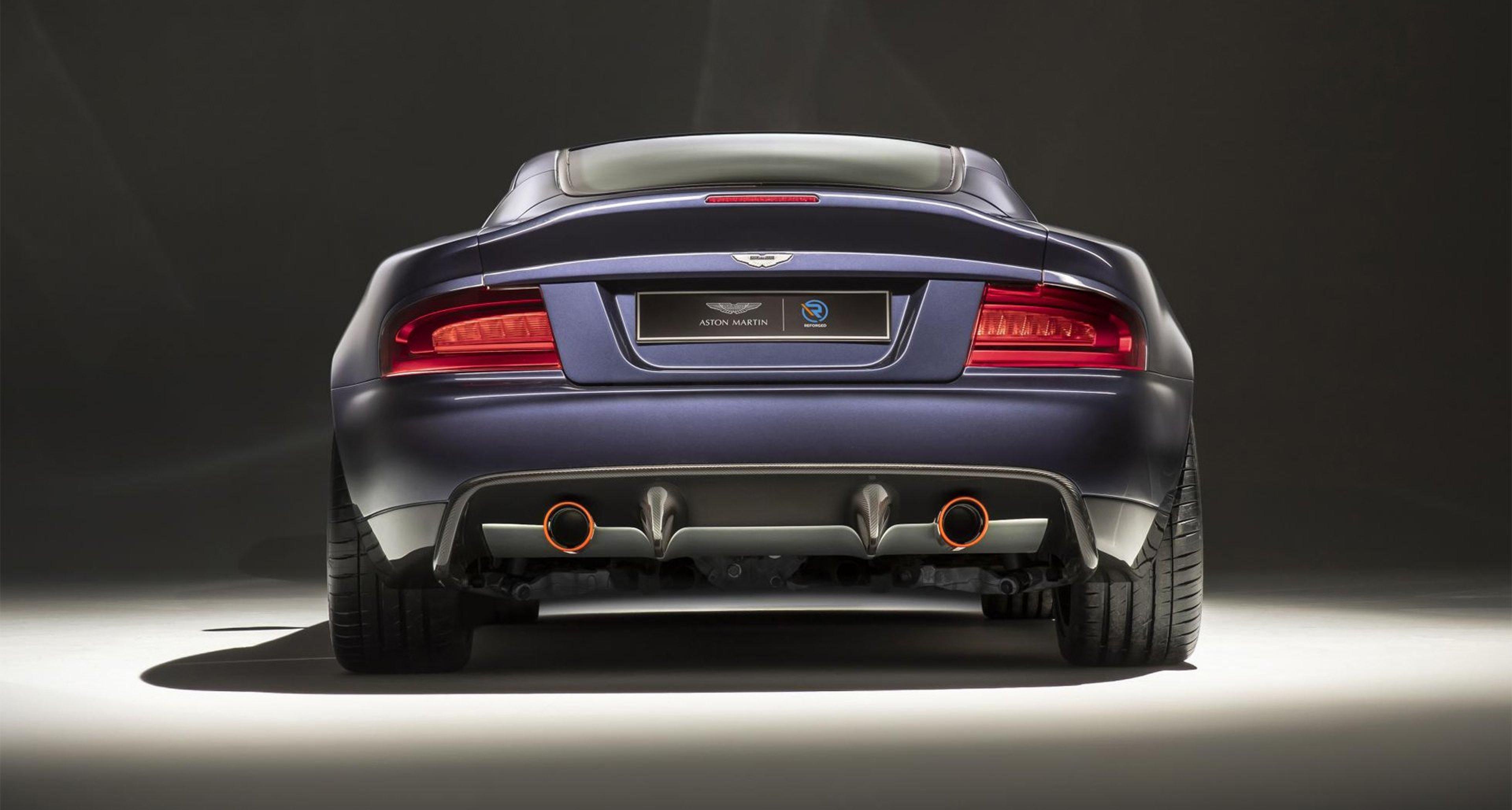 Ian Callum Remasters The Original Aston Martin Vanquish Classic Driver Magazine
