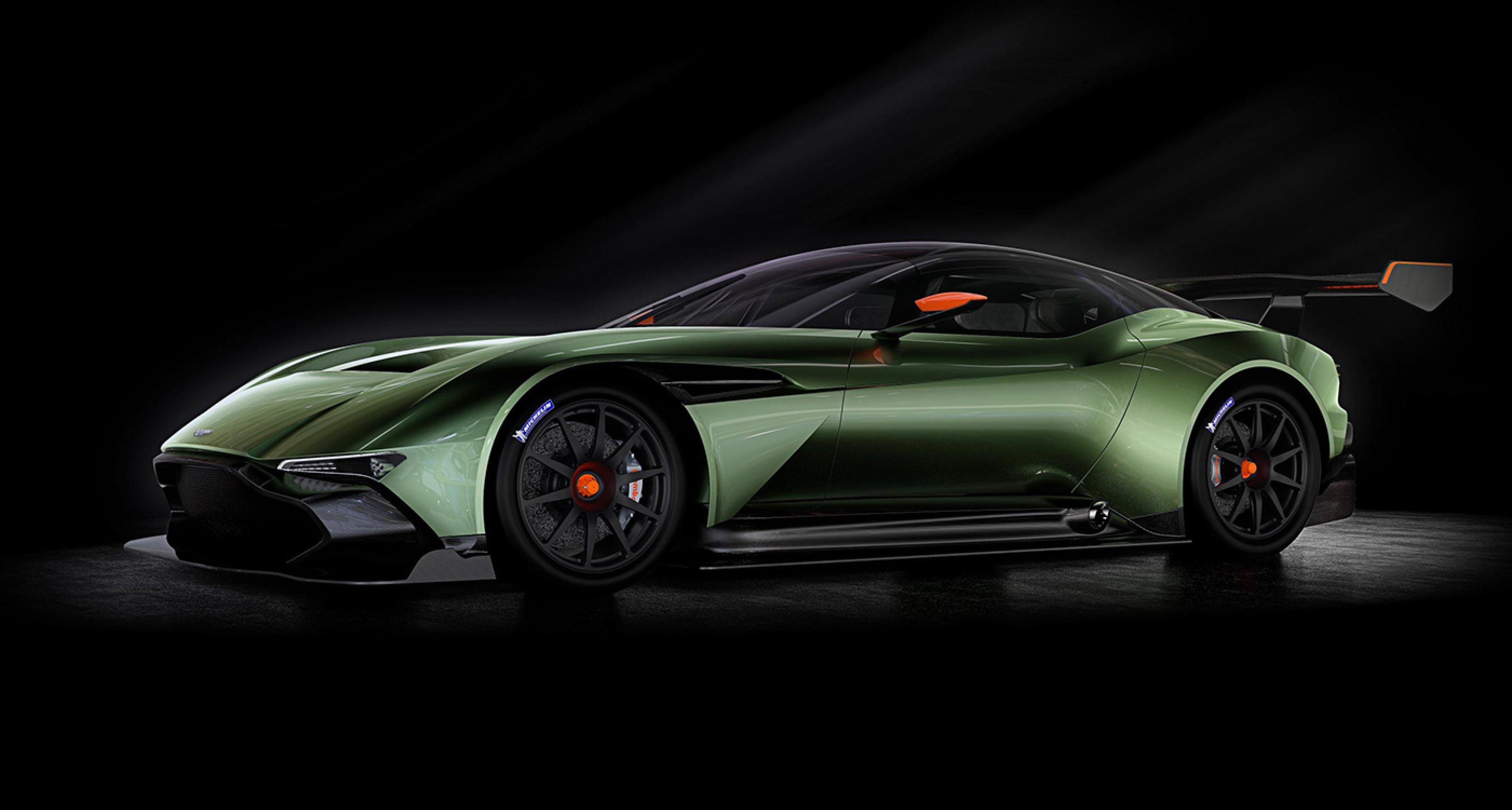 Der Aston Martin Vulcan Bringt Die Rennstrecke Zum Kochen Classic Driver Magazine
