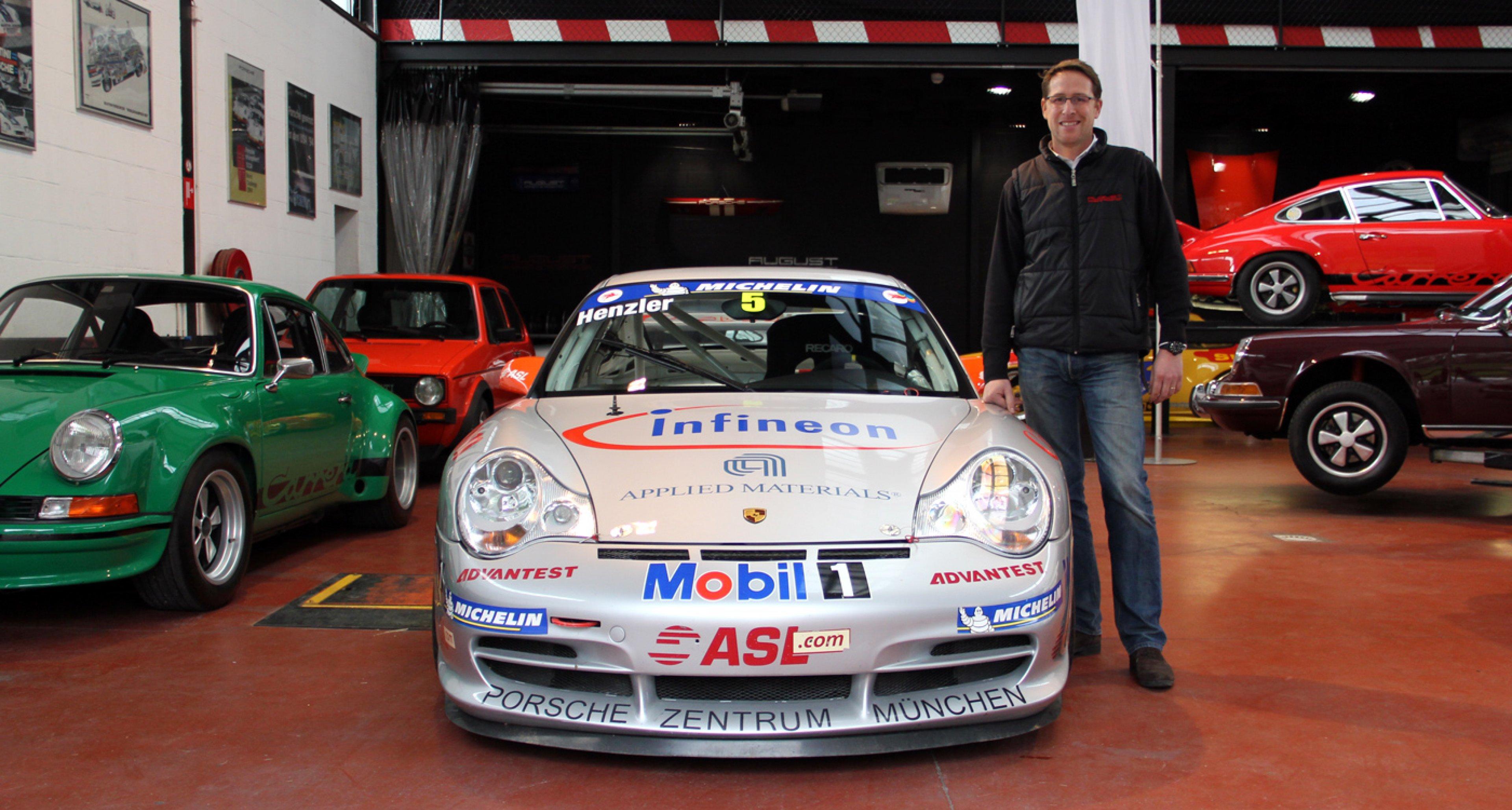 August Porsche Addiction