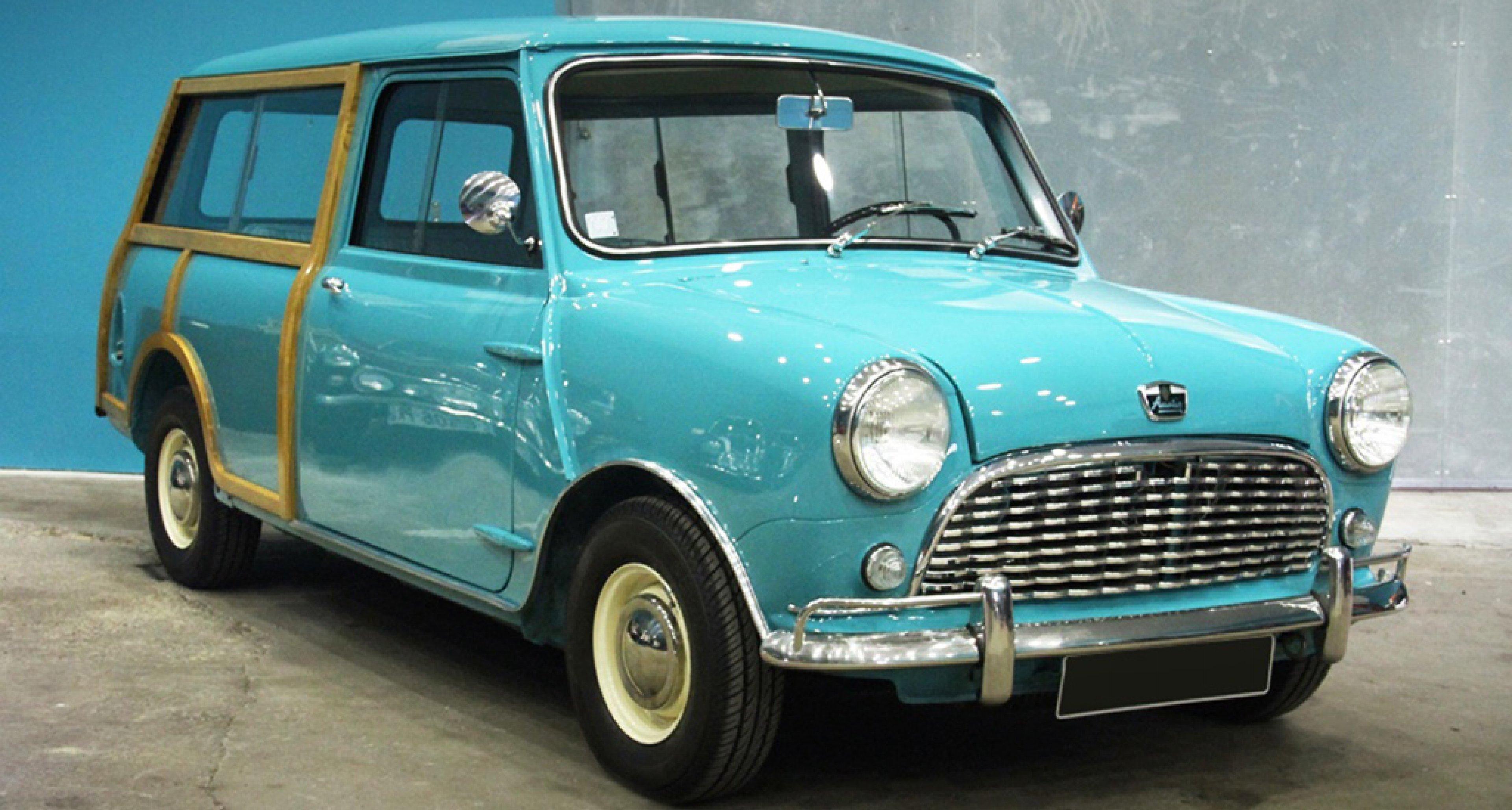 1965 Austin Mini - Countryman Mark 1