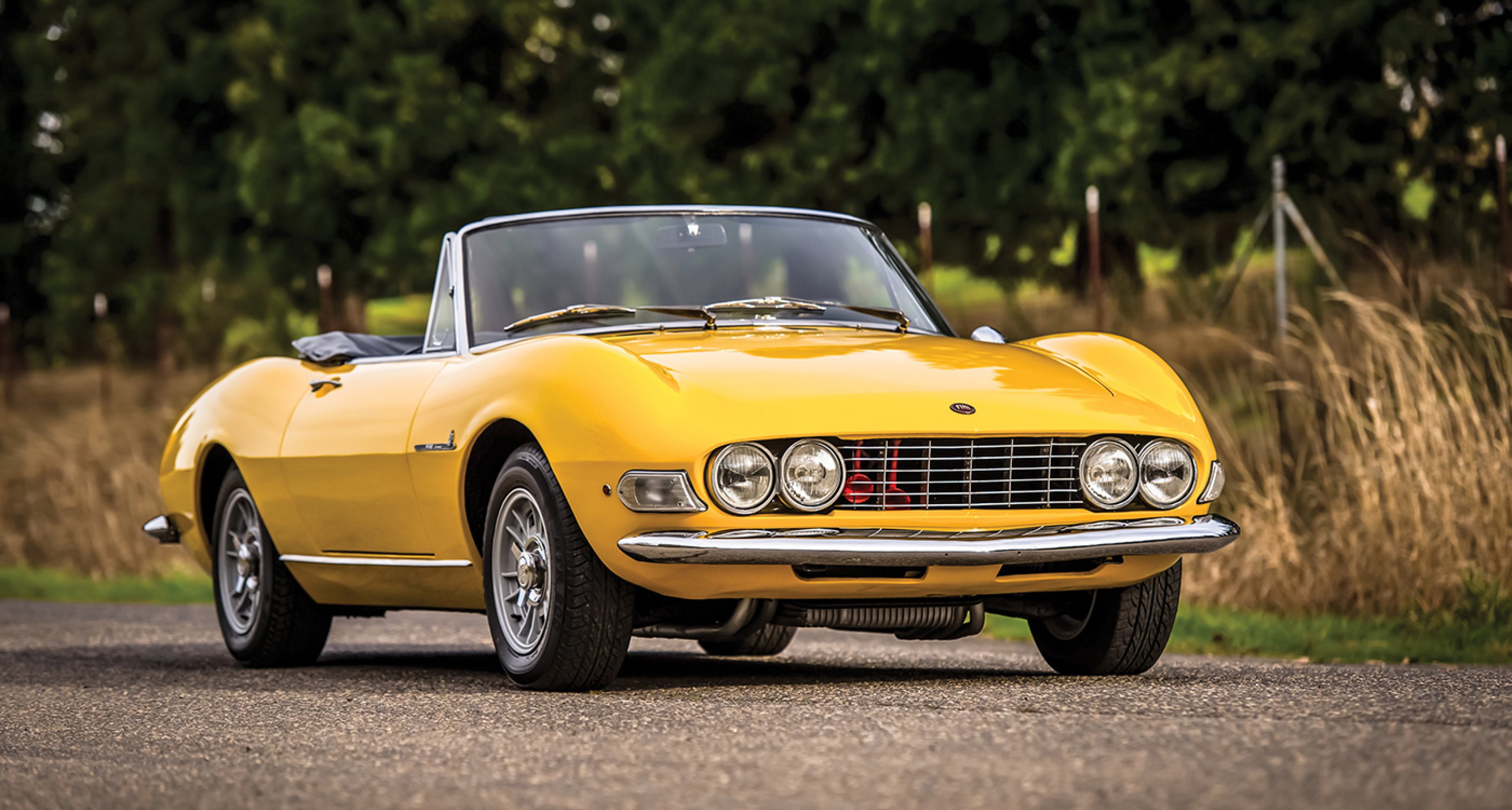 If You Want To Drive A Ferrari Buy A Fiat Dino Classic Driver