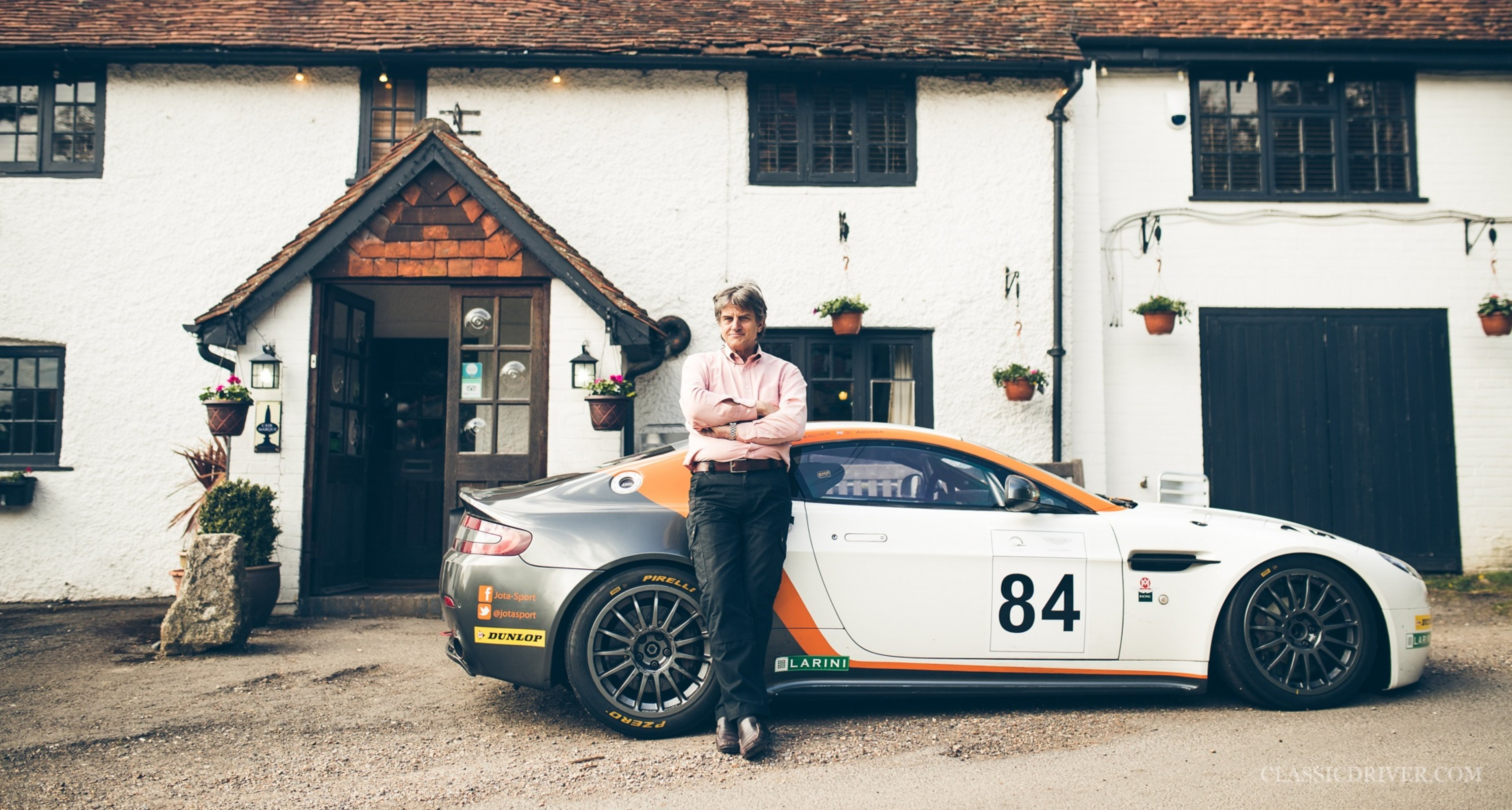 From The Library To Le Mans With Aston Martin Expert Stephen Archer Classic Driver Magazine