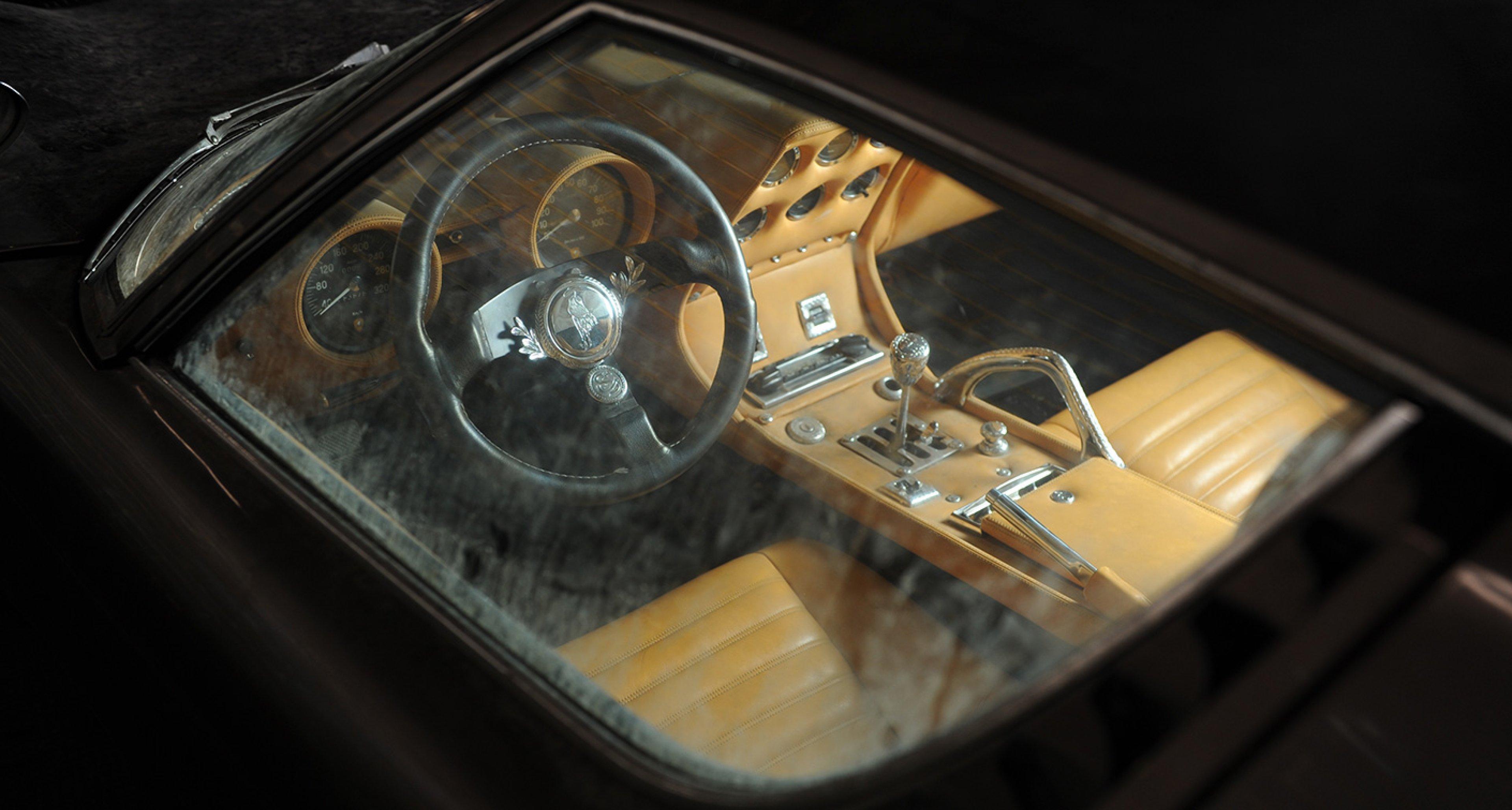 Lamborghini Miura auctioned by Coys in 2013