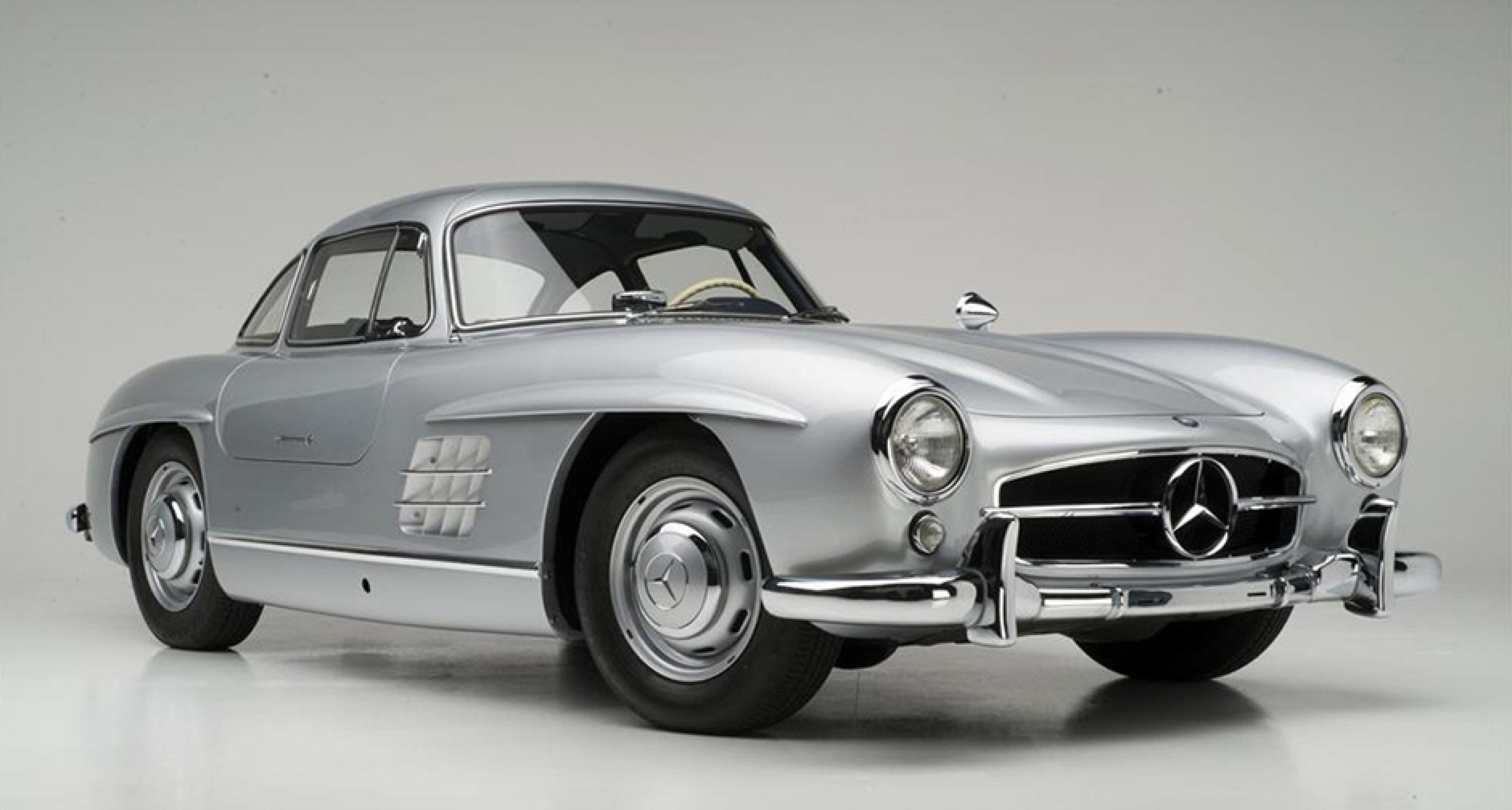 1955 Mercedes-Benz 300SL Gullwing / Schätzpreis nicht angegeben (Lot 5044)