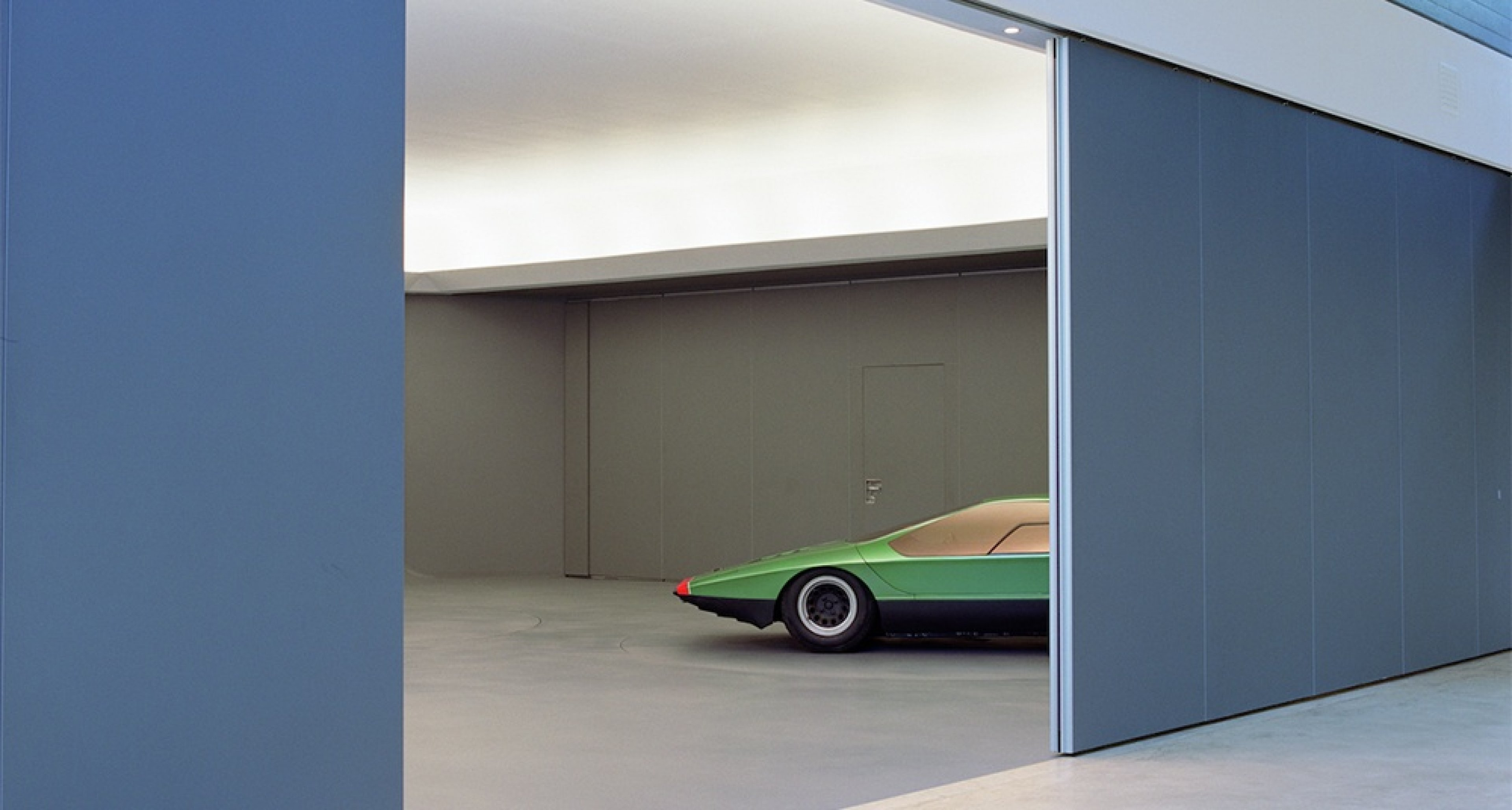 Alfa Romeo Carabo. Photo by Benedict Redgrove.