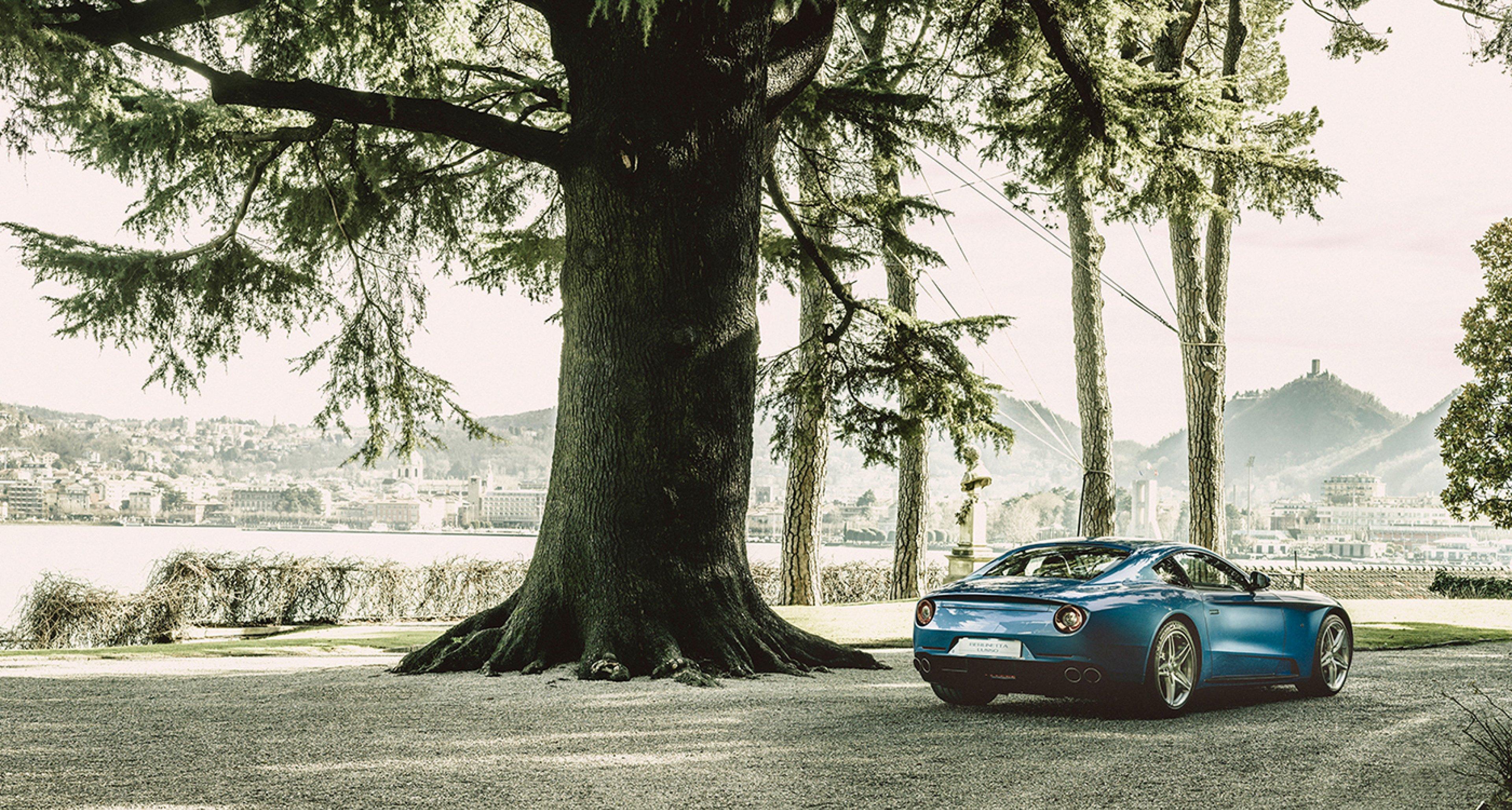 Touring S Berlinetta Lusso Is A Ferrari F12 In Classic Clothing Classic Driver Magazine