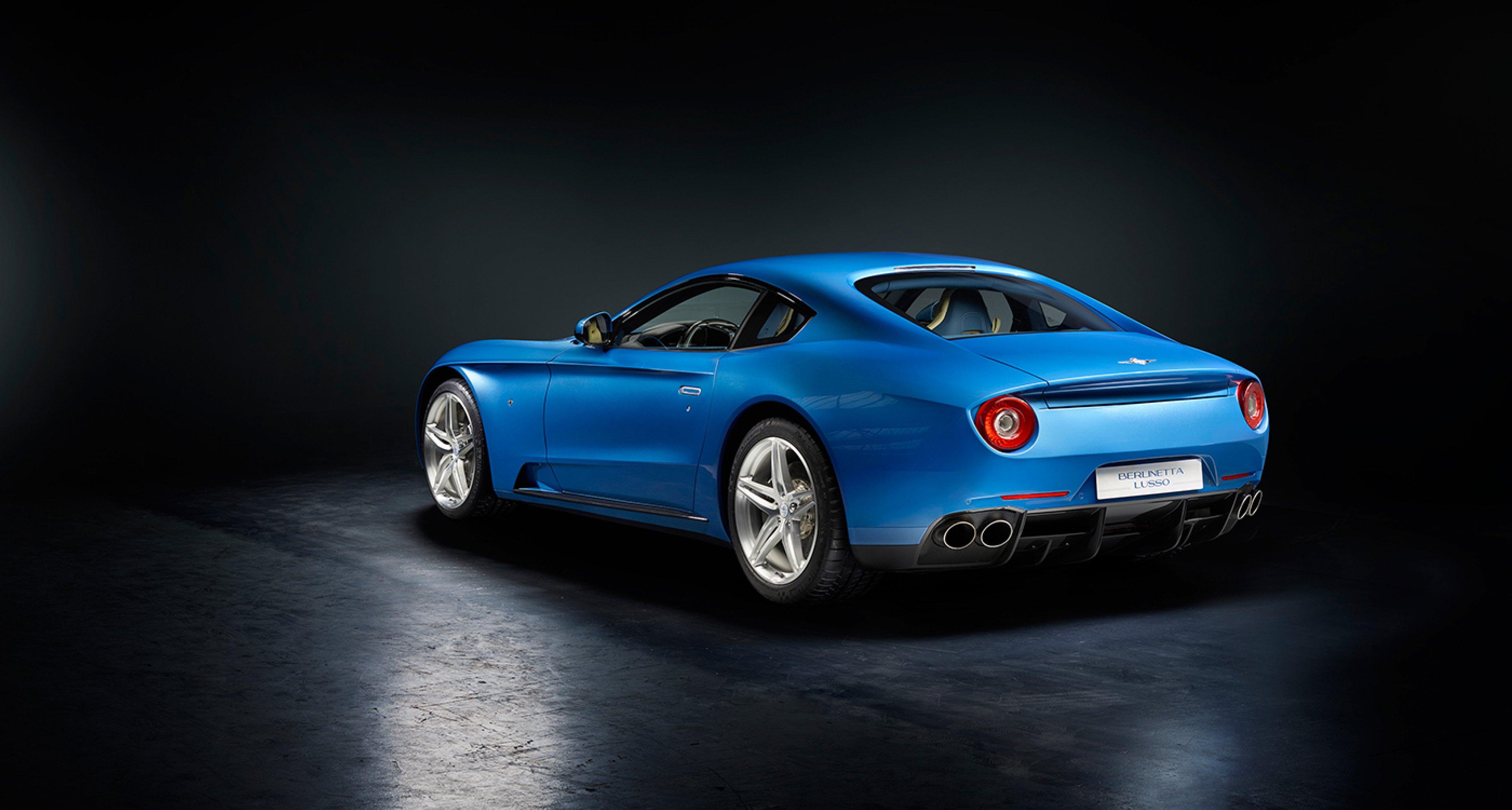 Unter Dem Sinnlichen Kleid Des Touring Berlinetta Lusso Steckt Ein Wilder Ferrari Classic Driver Magazine