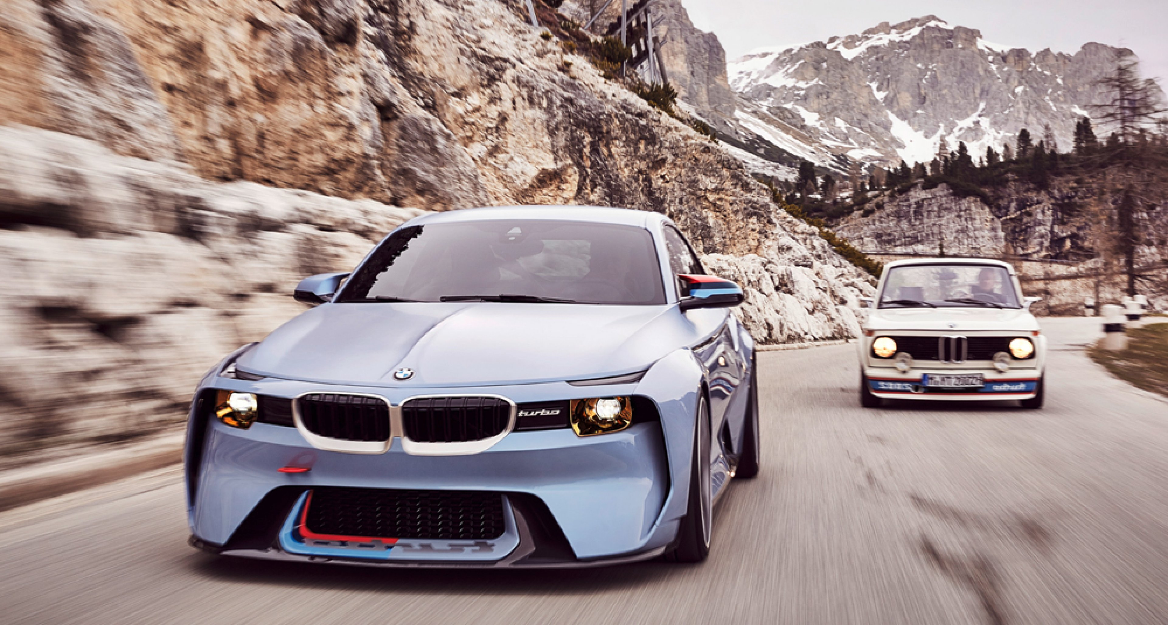 BMWs Hommage Brings Back The Turboboosted Curve Hunter - Bmw 2002 series