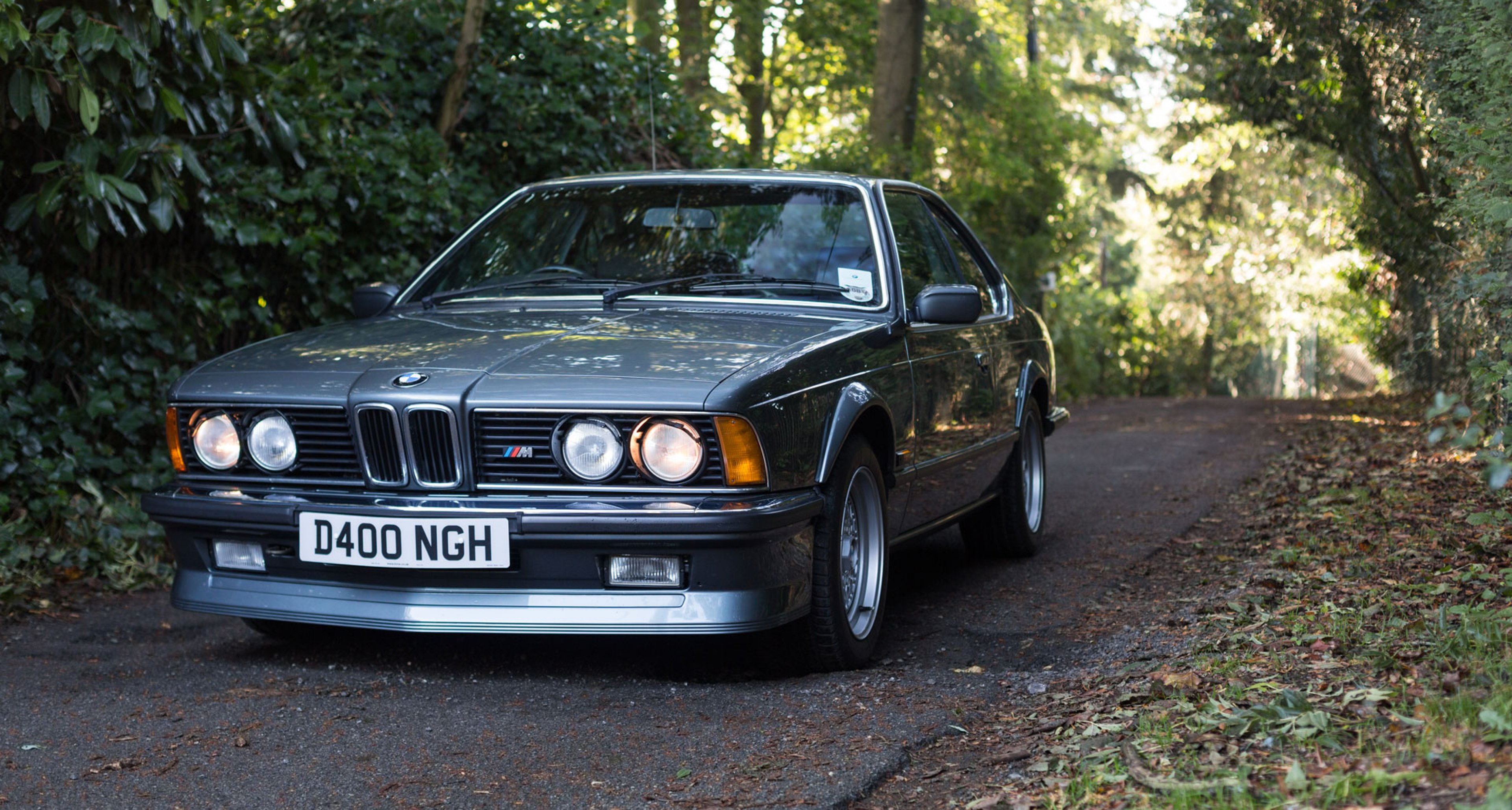BMW M635CSi: Shark in a sharp suit | Classic Driver Magazine