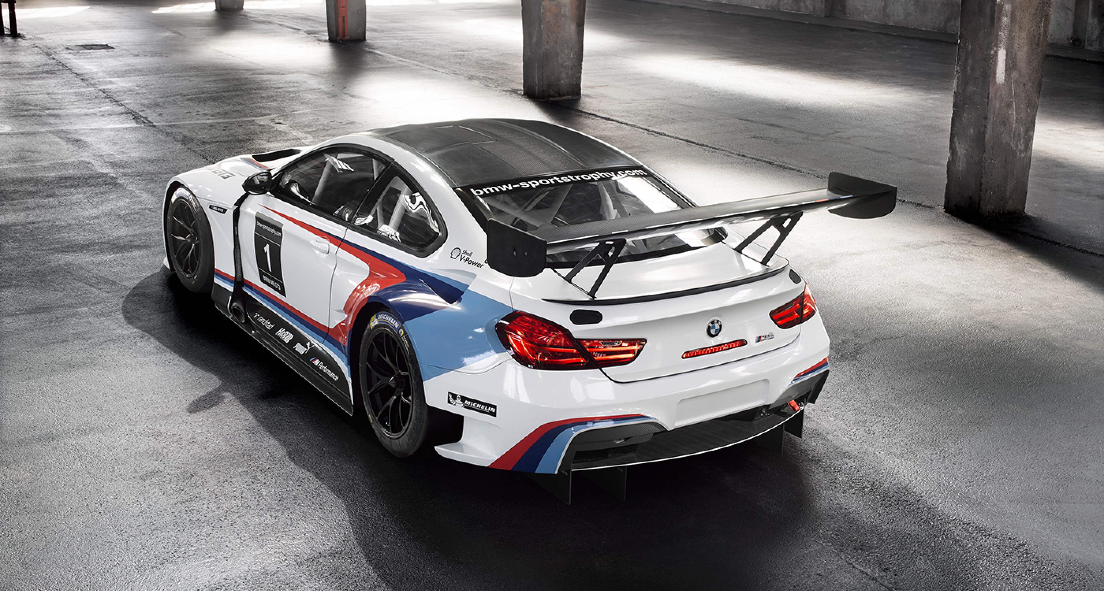 How Might The New BMW M6 GT3 Art Cars Look
