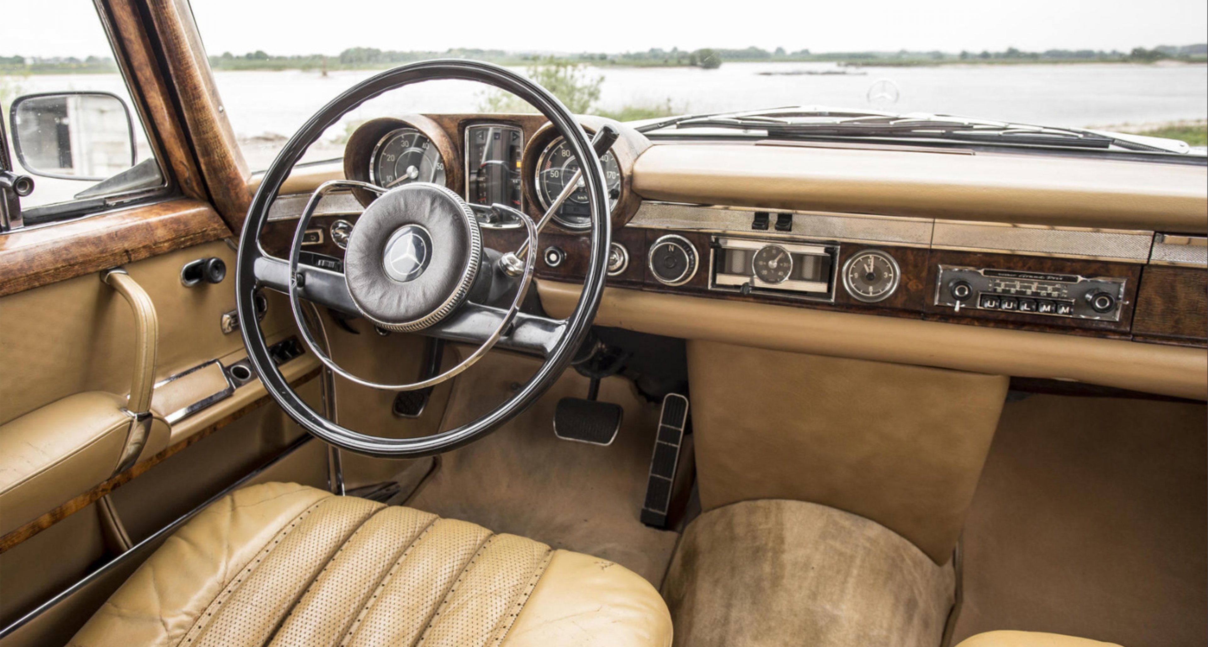 1965er Mercedes-Benz 600 Pullman