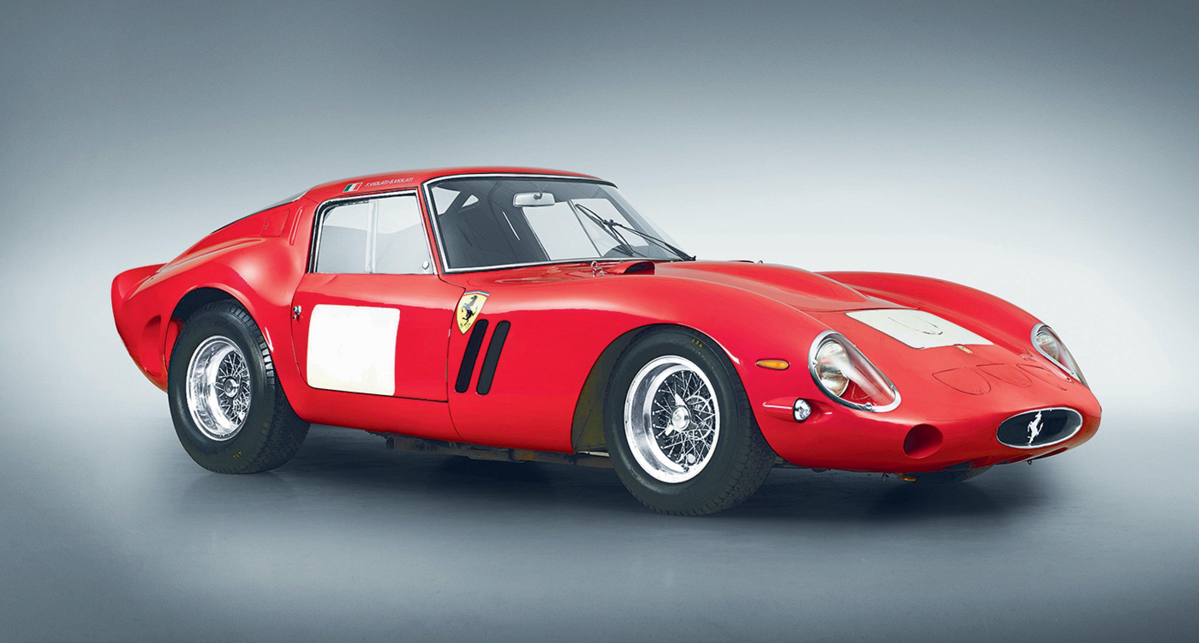 Bonhams Just Sold A Ferrari 250 Gto For 38 115m A New World Record Classic Driver Magazine