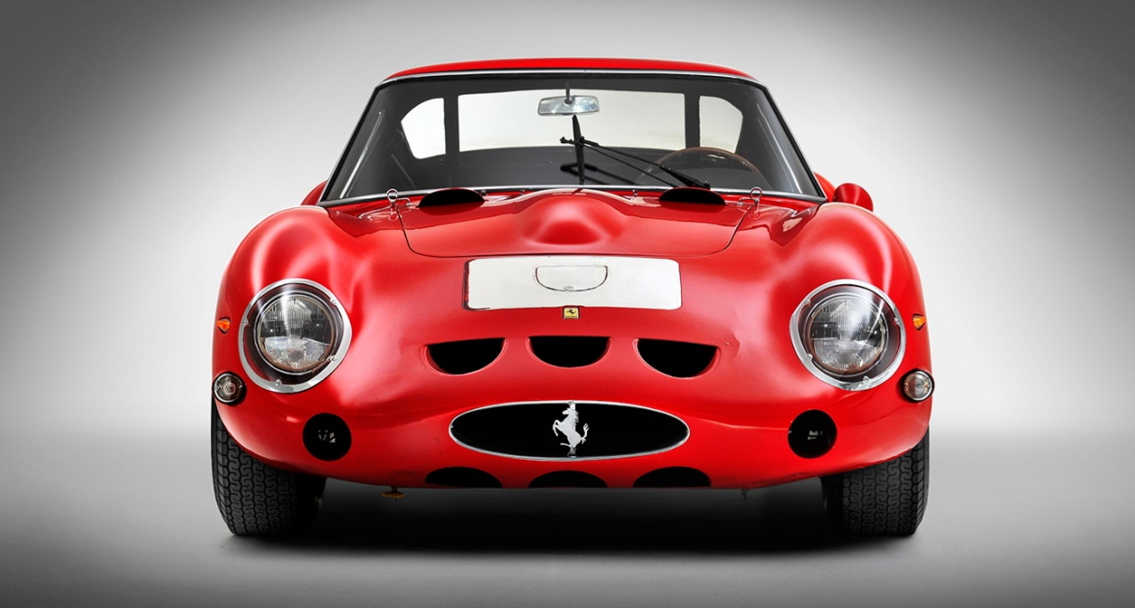 A 1962 Ferrari 250 GTO - more attractive than a piece of art?