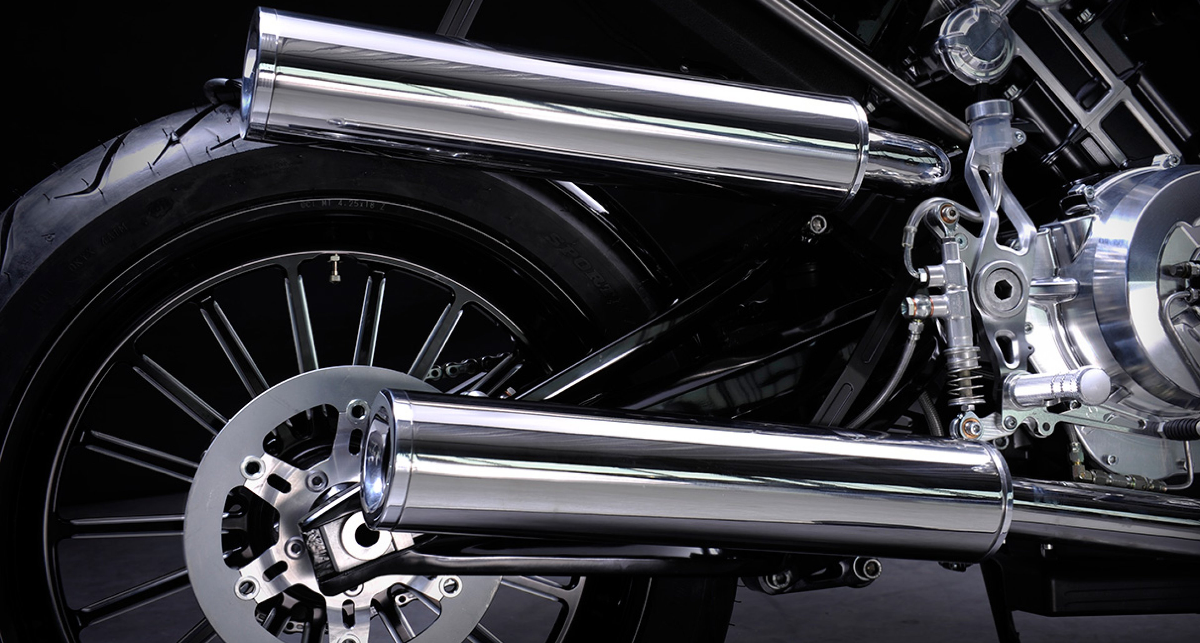 Brough Superior SS100 for 2014