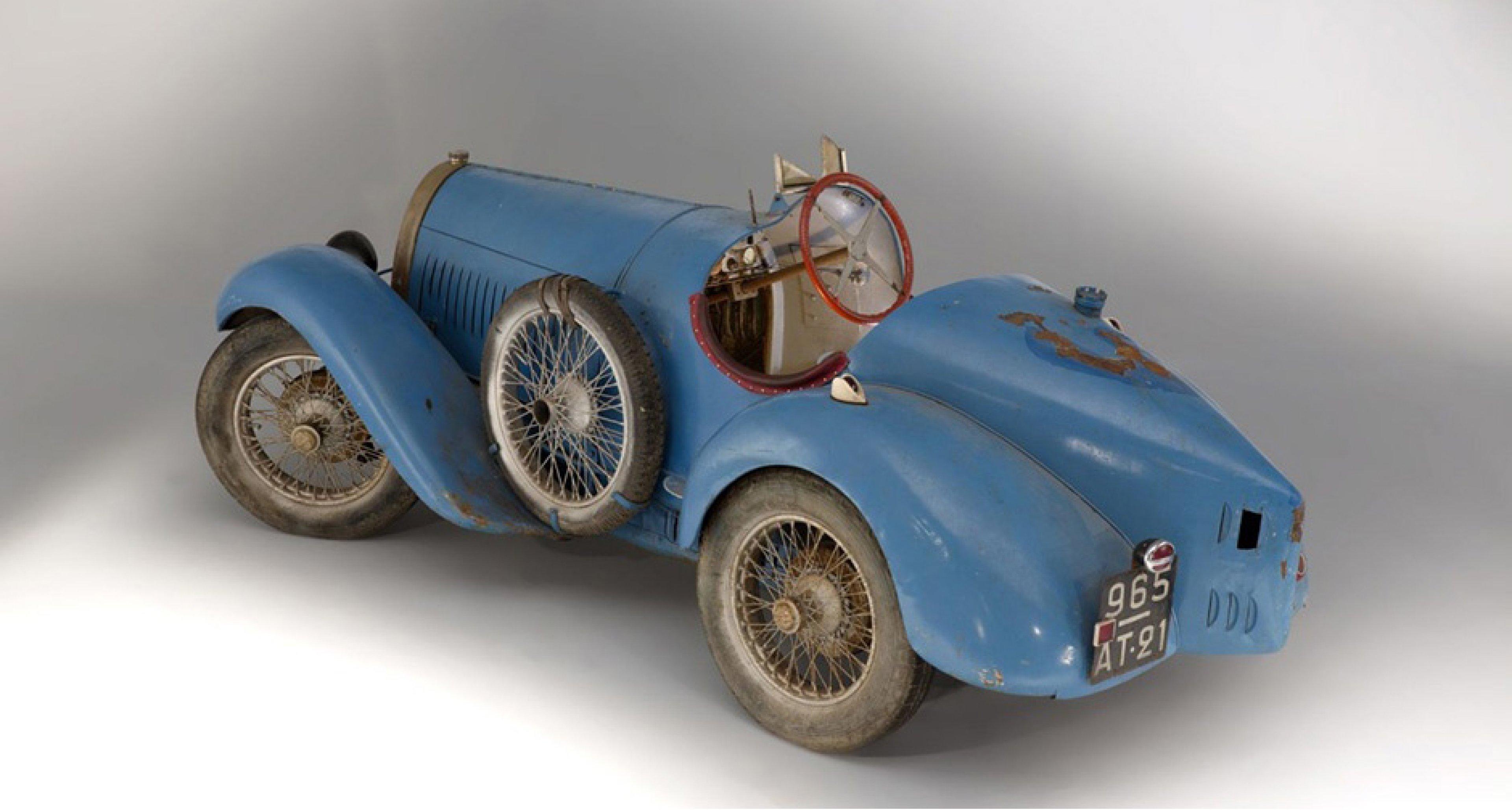 Bugattis For Sale >> Bugatti 'Brescia' triples estimate at Artcurial's Paris ...