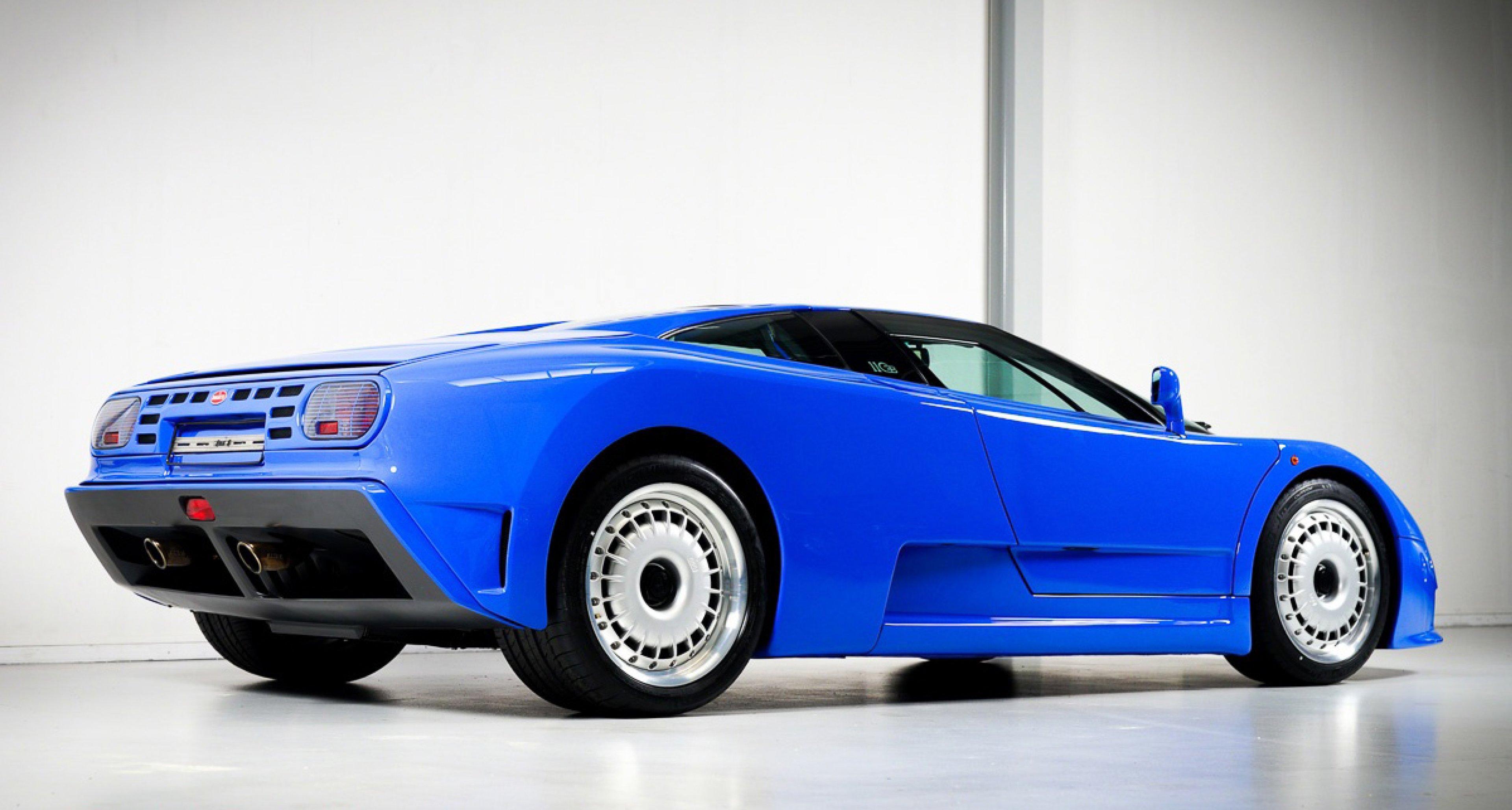 1994 Bugatti EB 110 GT