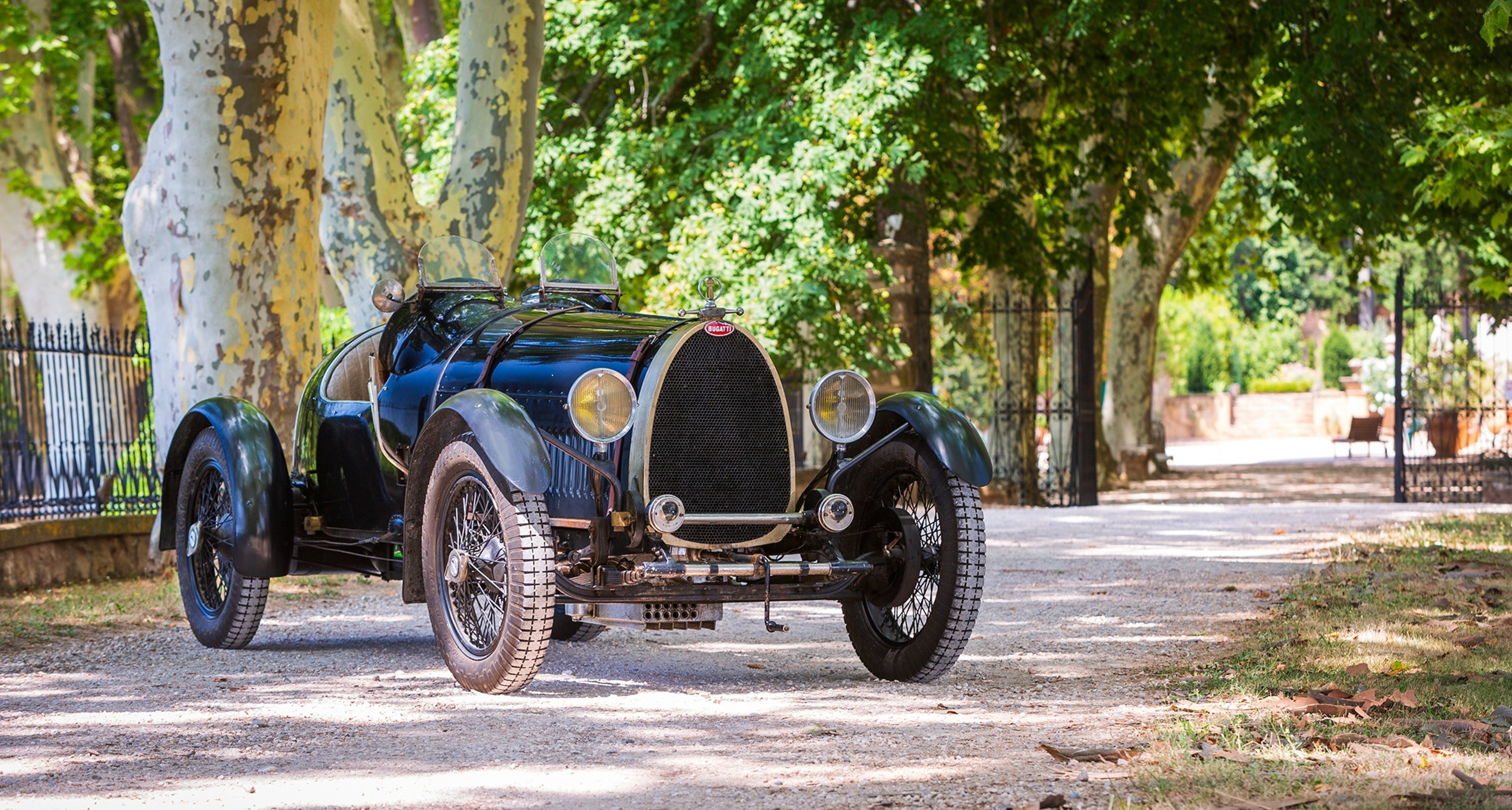 Grasp The Magic Of Ettore Bugatti With This Beautifully Original