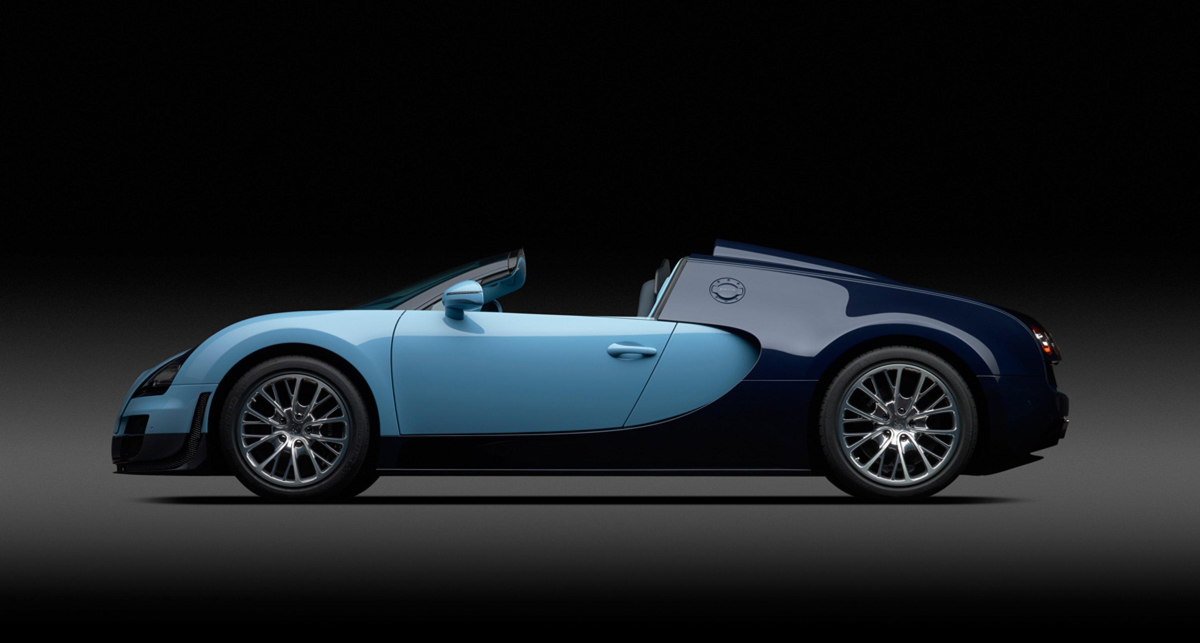 """Bugatti Vitesse """"Jean-Pierre Wimille"""""""