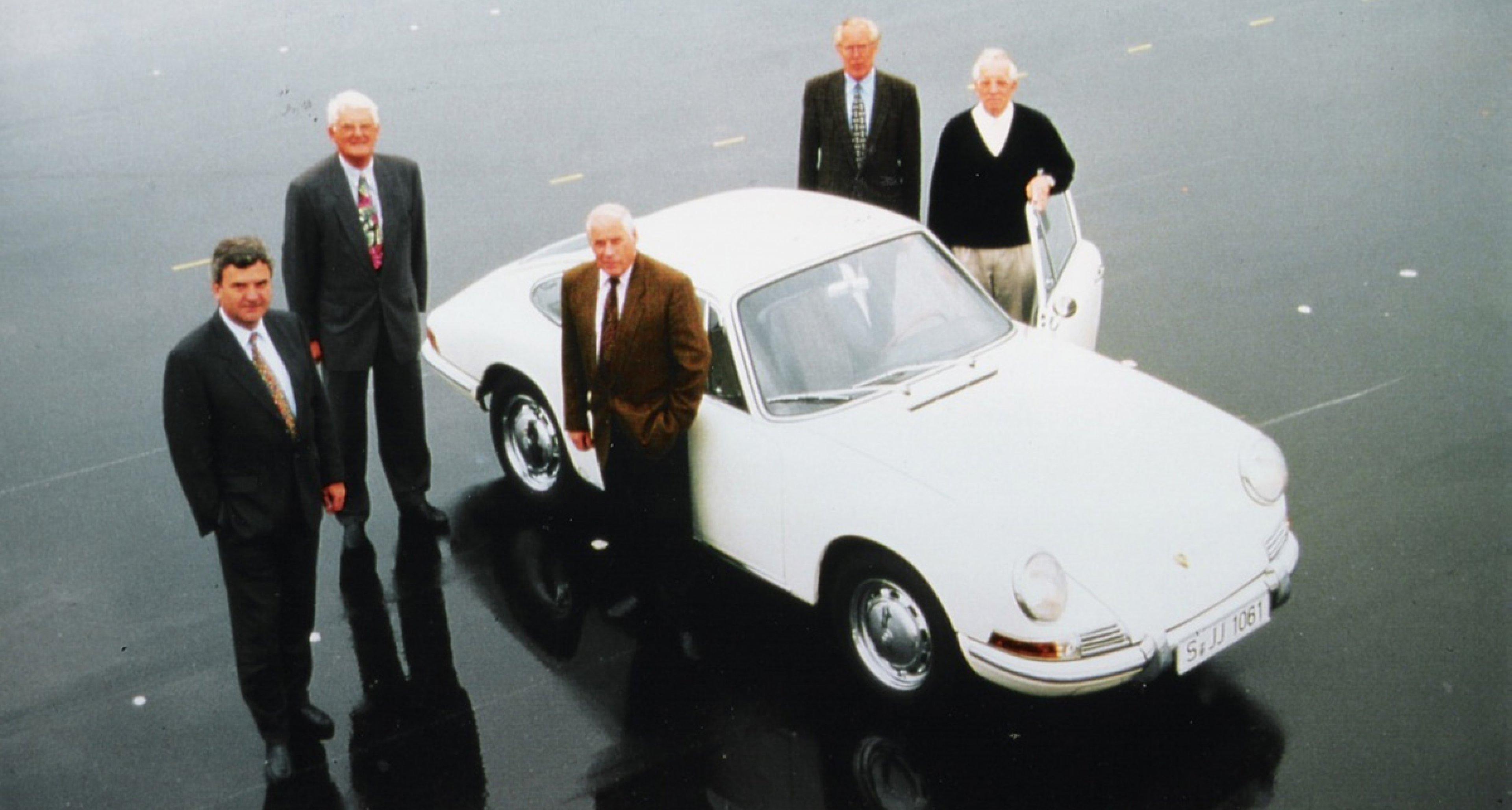 1965 Butzi-Porsche 911