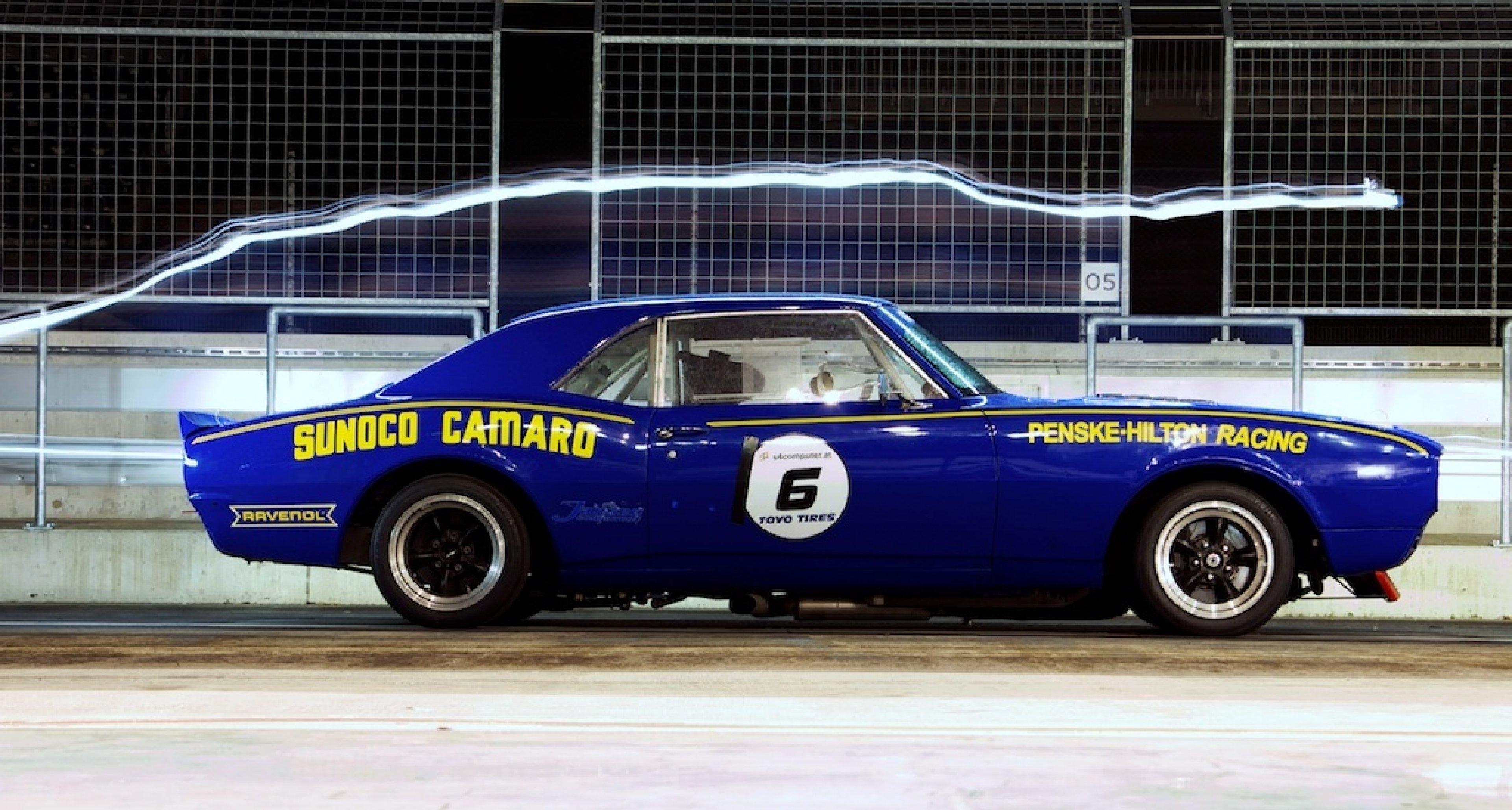 """1968 Chevrolet Camaro RS """"Sunoco Camaro"""" Tribute"""