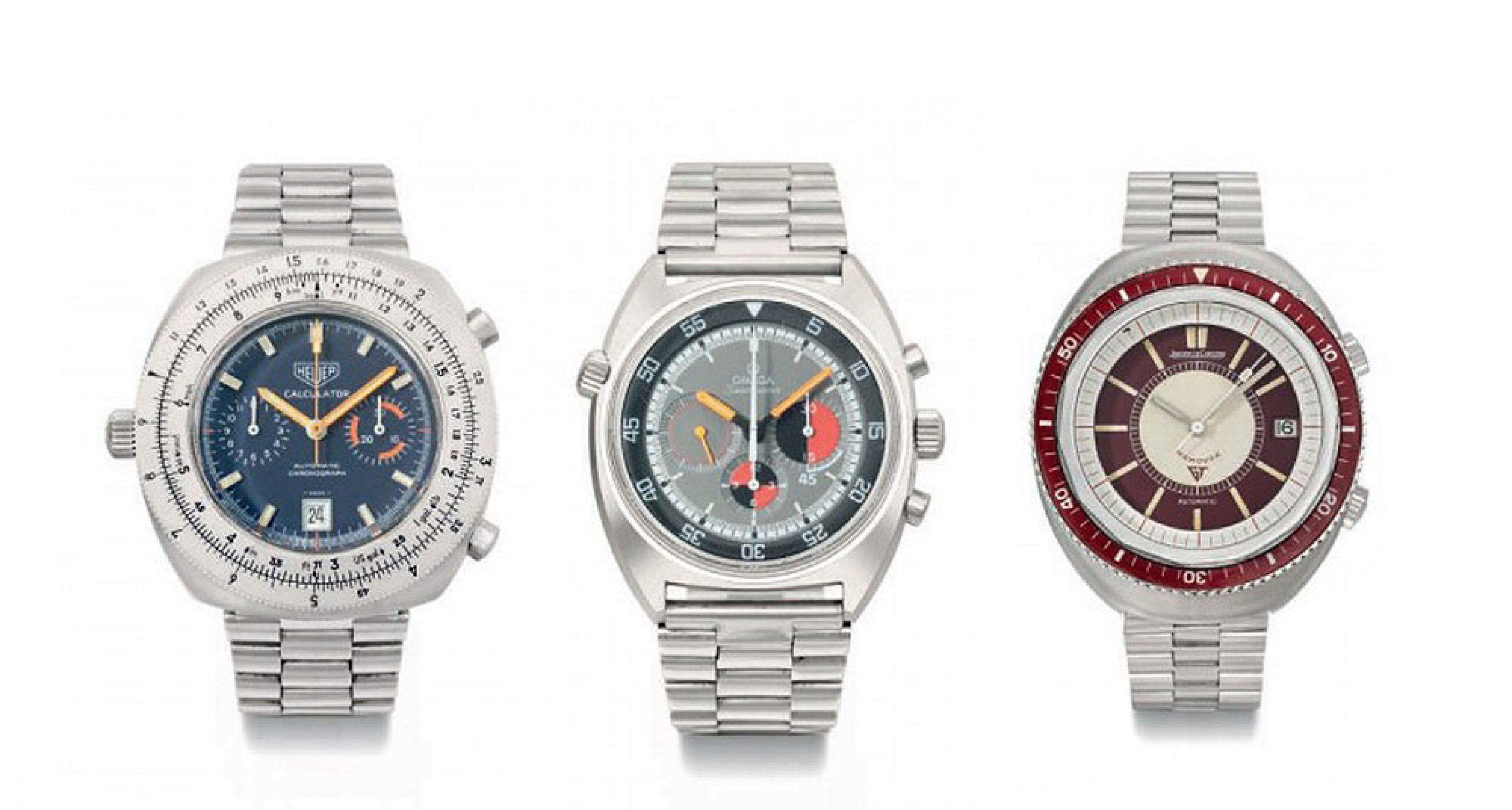 Lots 6-8 of the Geneva Christies Auction