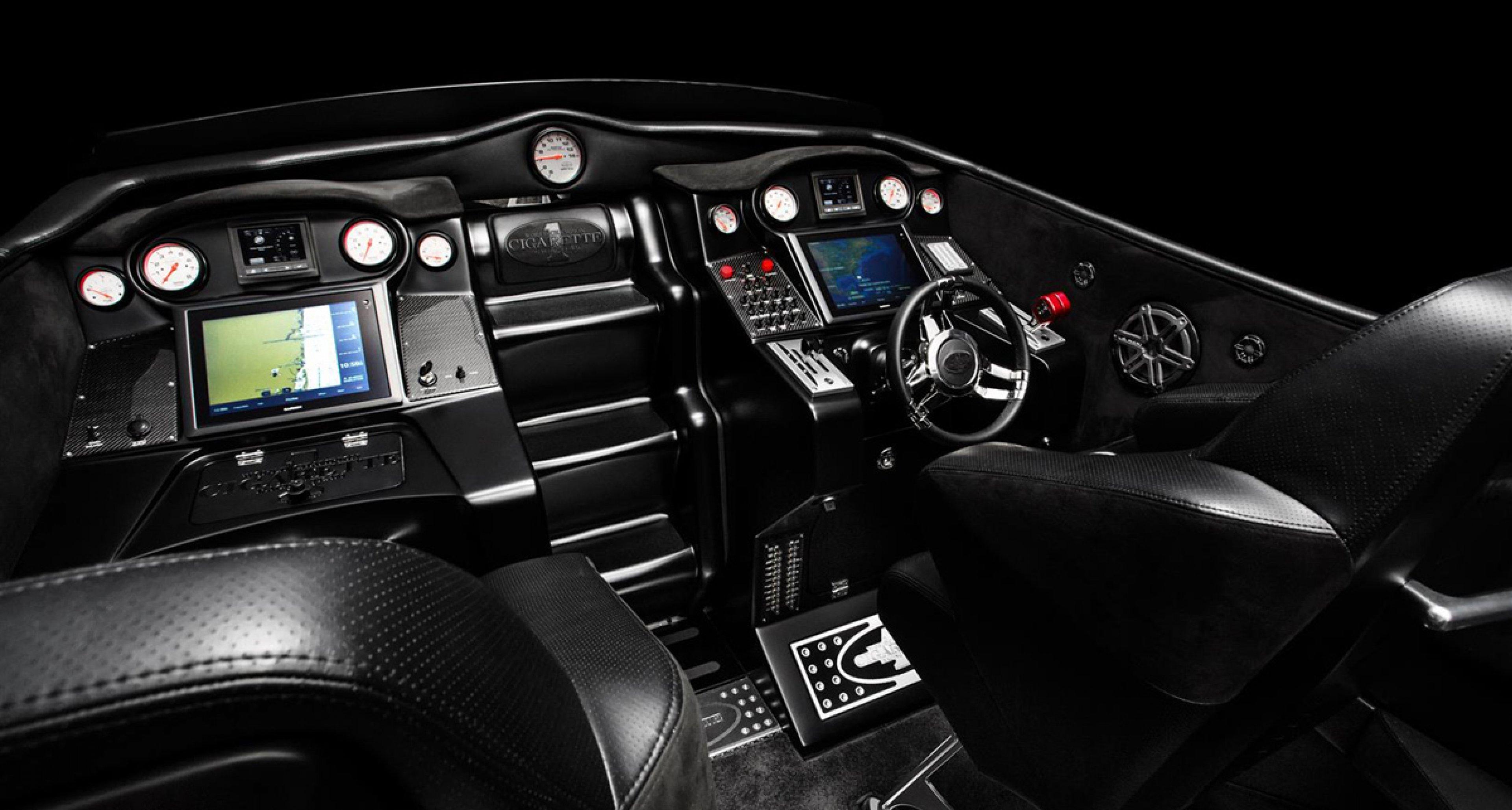 Cigarette Racing 50' Vision GT Concept