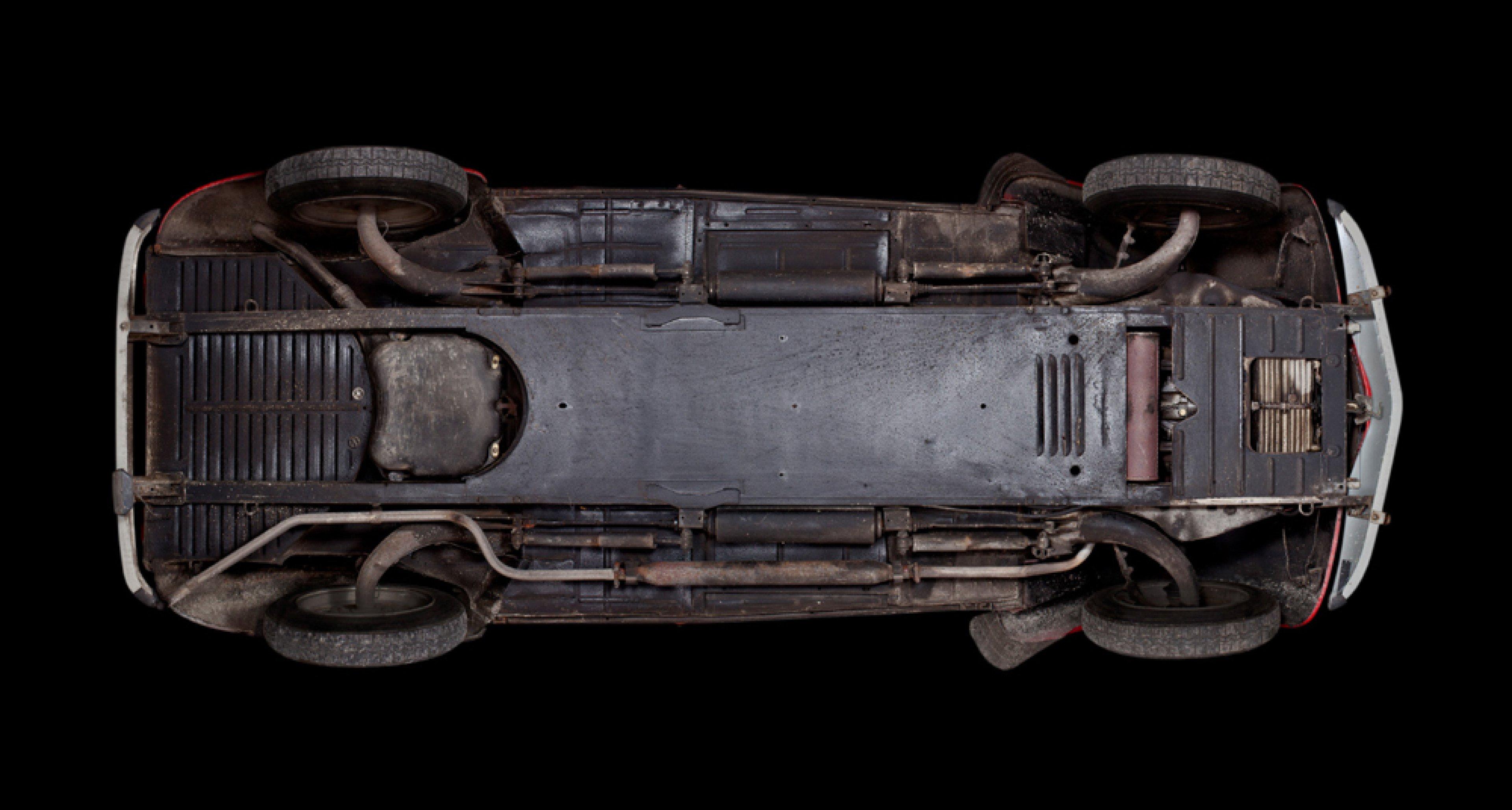 A 1968 Citroen 2CV 6.