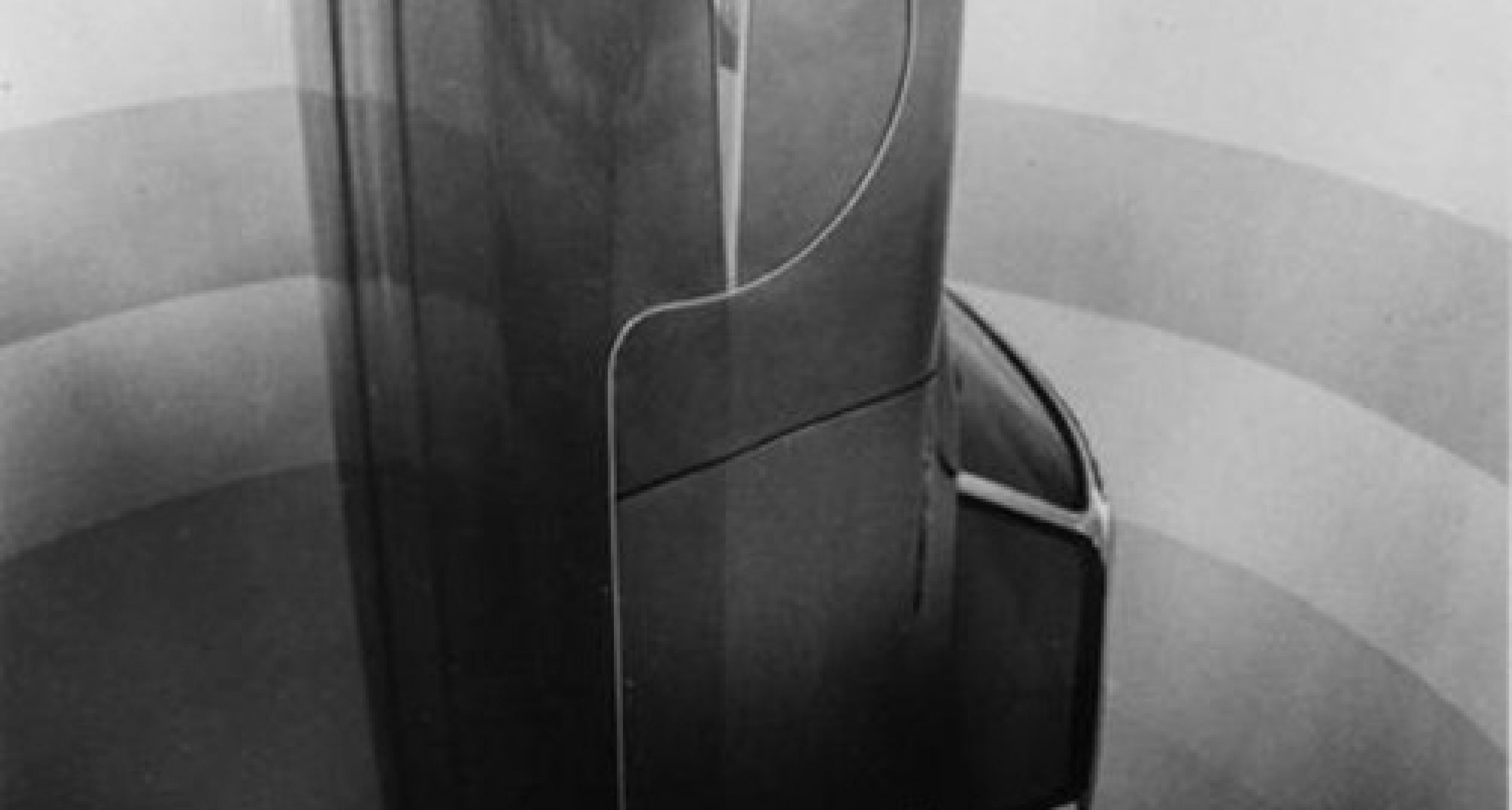 DS 19 sculpture at the Triennale di Milano, 1957