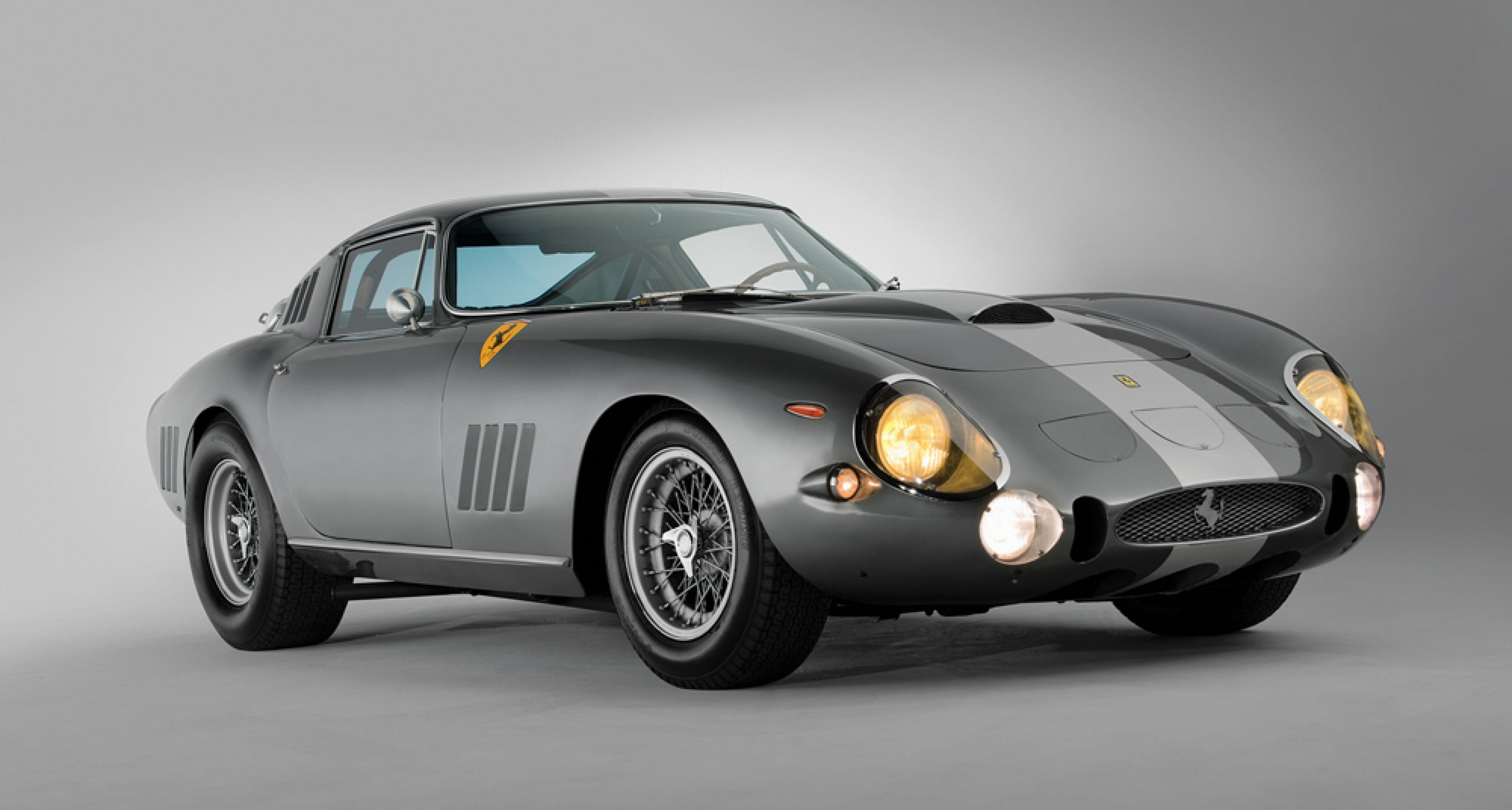1964 Ferrari 275 GTB/C Speciale, sold by RM Auctions in August 2014 for $ 26,400,000.
