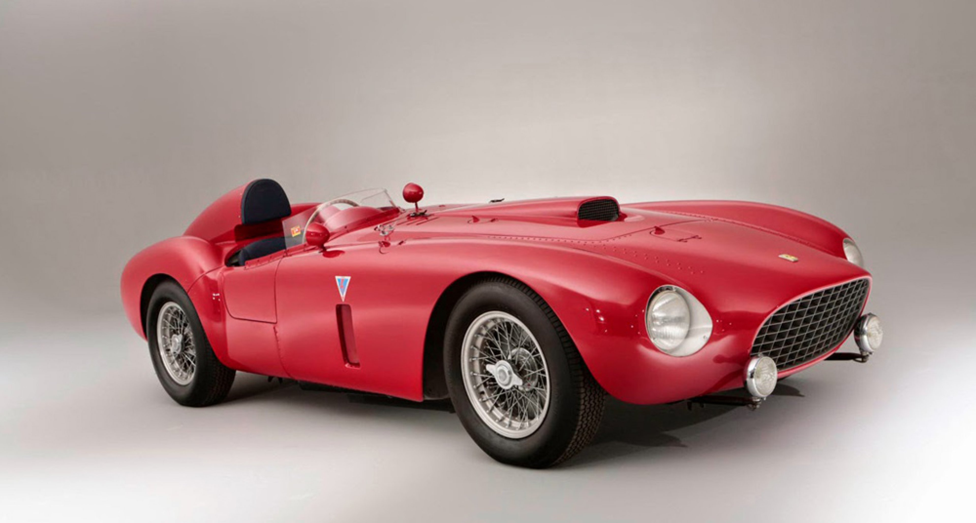 1954 Ferrari 375-Plus Spider Competizione, sold by Bonhams in June 2014 for $ 18,400,177.