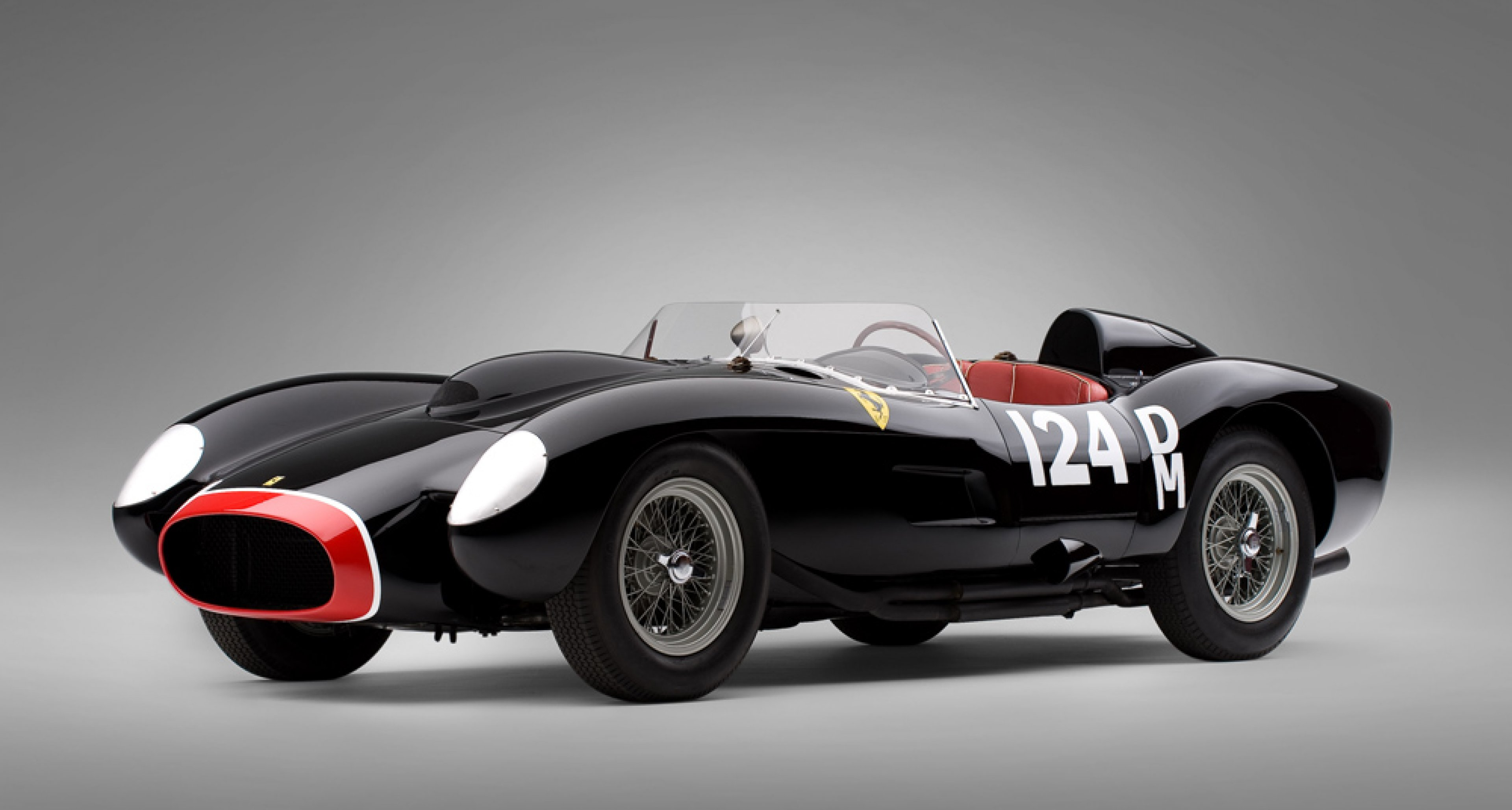 1957 Ferrari 250 Testa Rossa, sold by RM Auctions in May 2009 for $ 13,633,708.