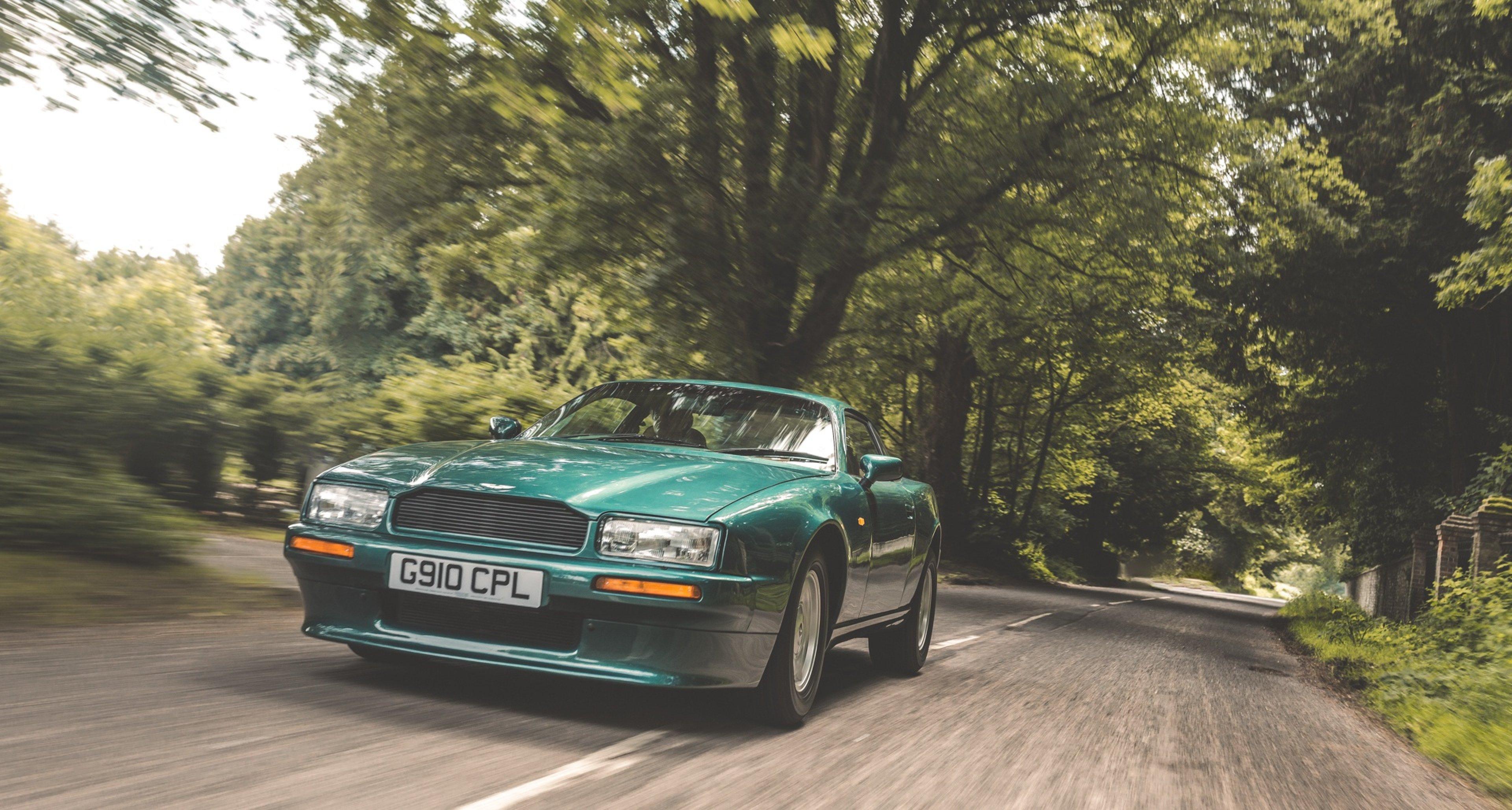 Der Unterbewertete Aston Martin Virage Ist Reif Für Eine Renaissance Classic Driver Magazine