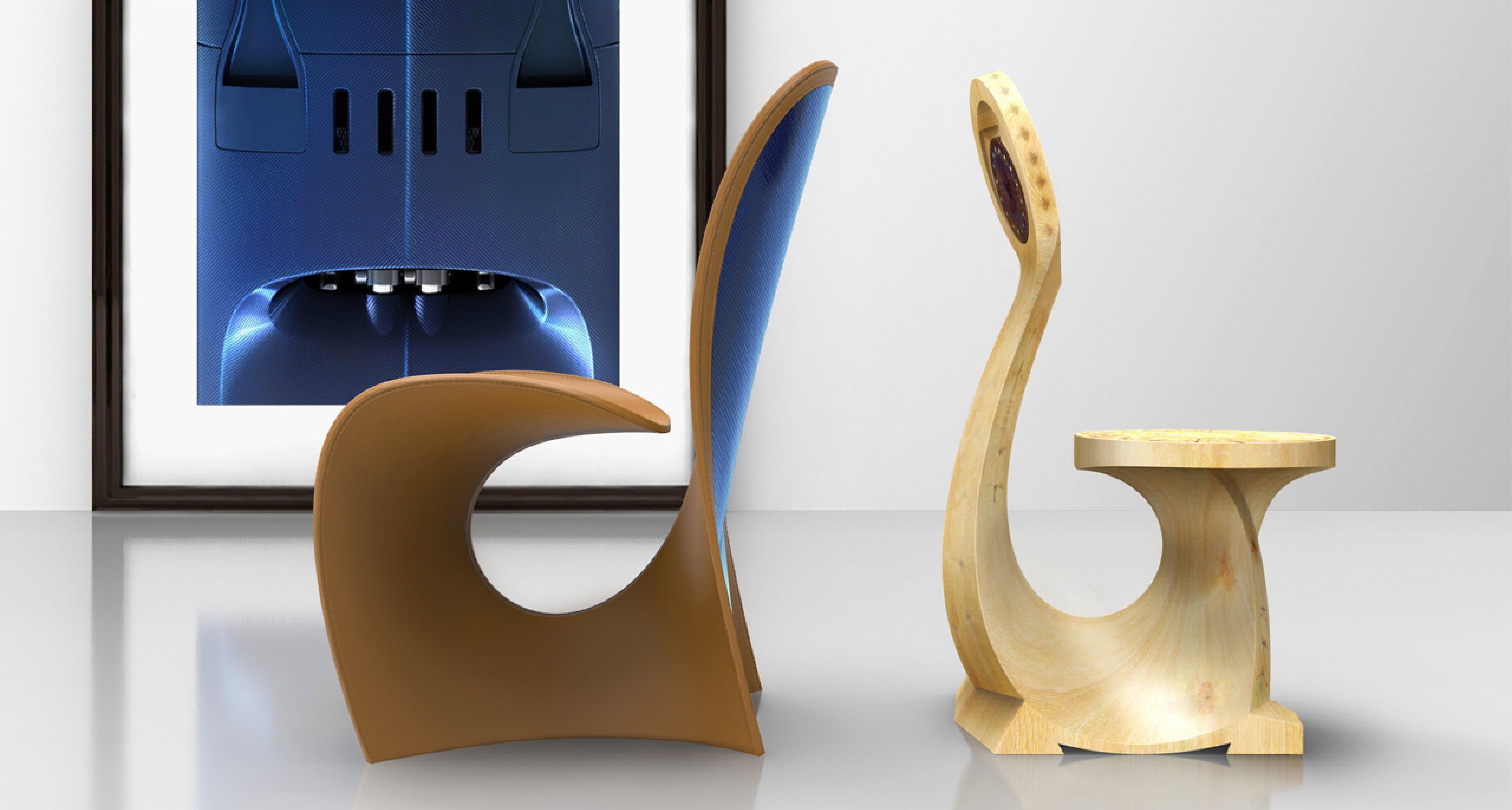 Bugatti Reinvents The Legendary Cobra Chair Classic