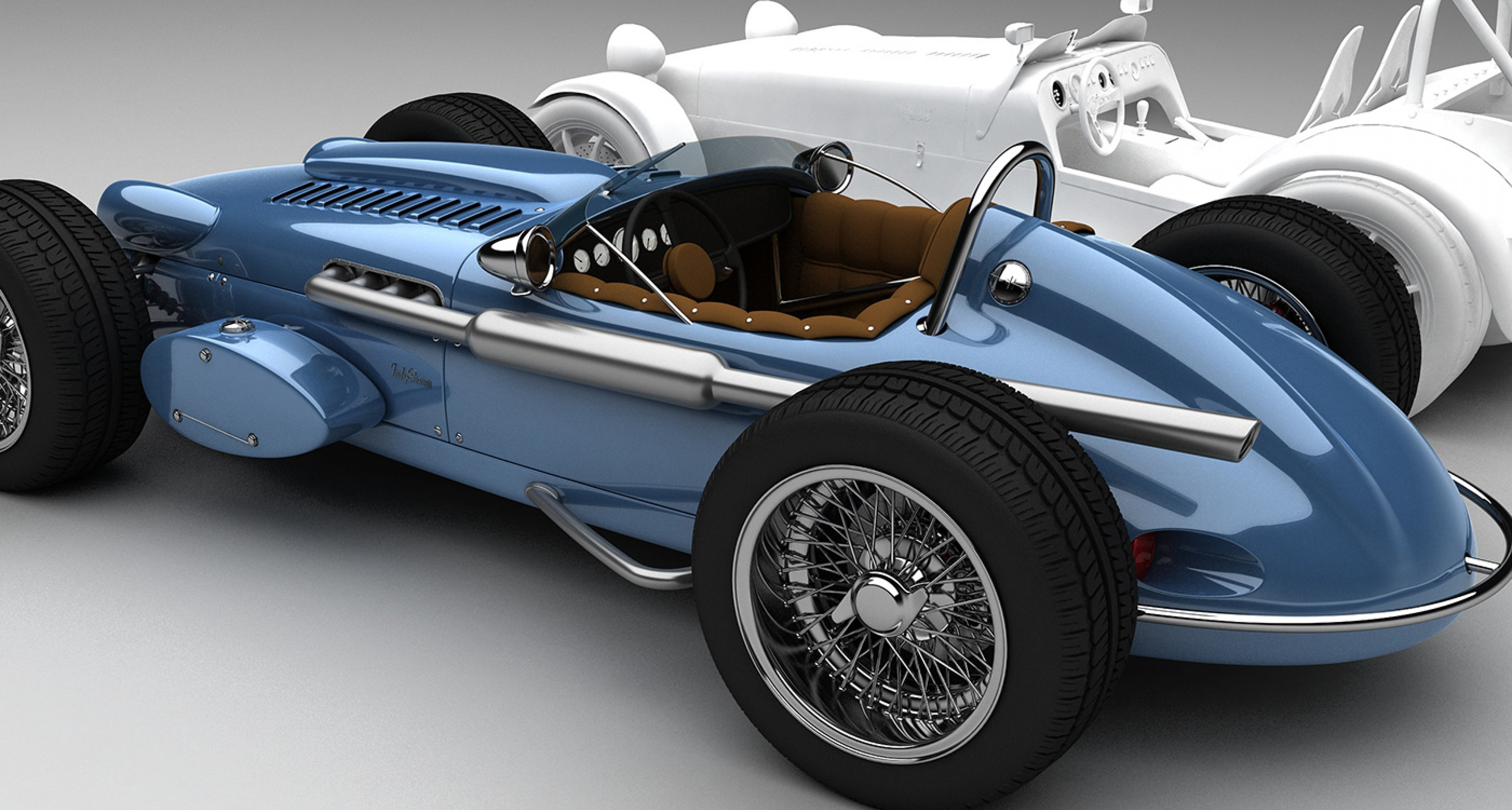 Build Your Own Car Kit >> Is this coachbuilt Caterham the ultimate reborn classic? | Classic Driver Magazine