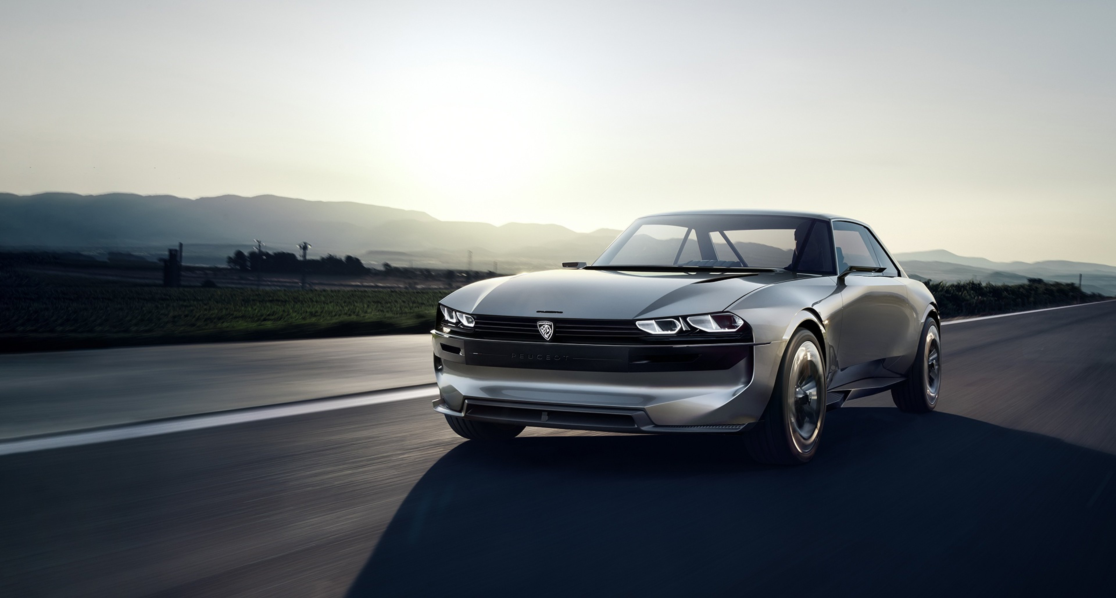 The Peugeot 504 reincarnated as the all-electric e-Legend