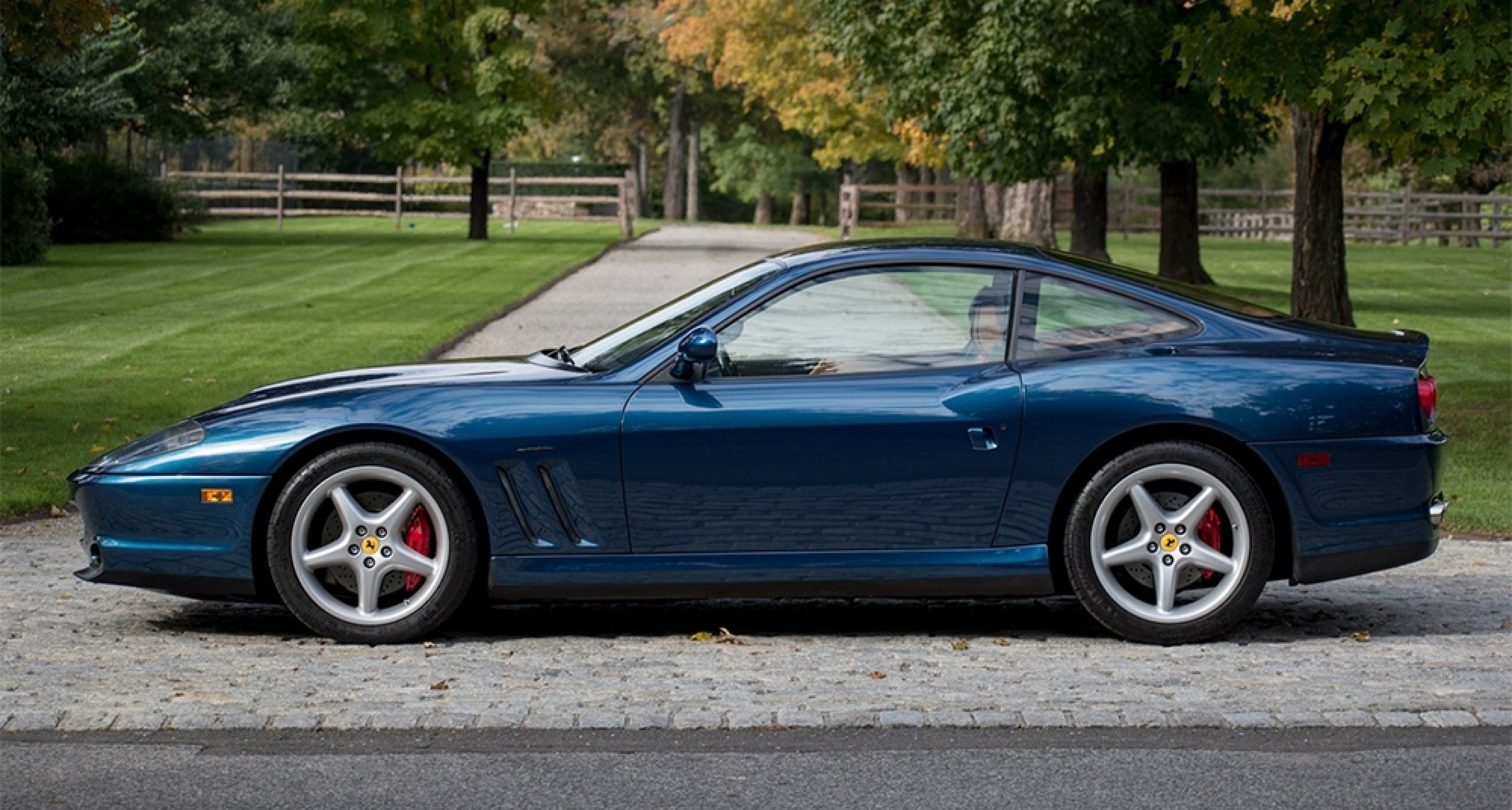 Its Time To Buy A Ferrari 550