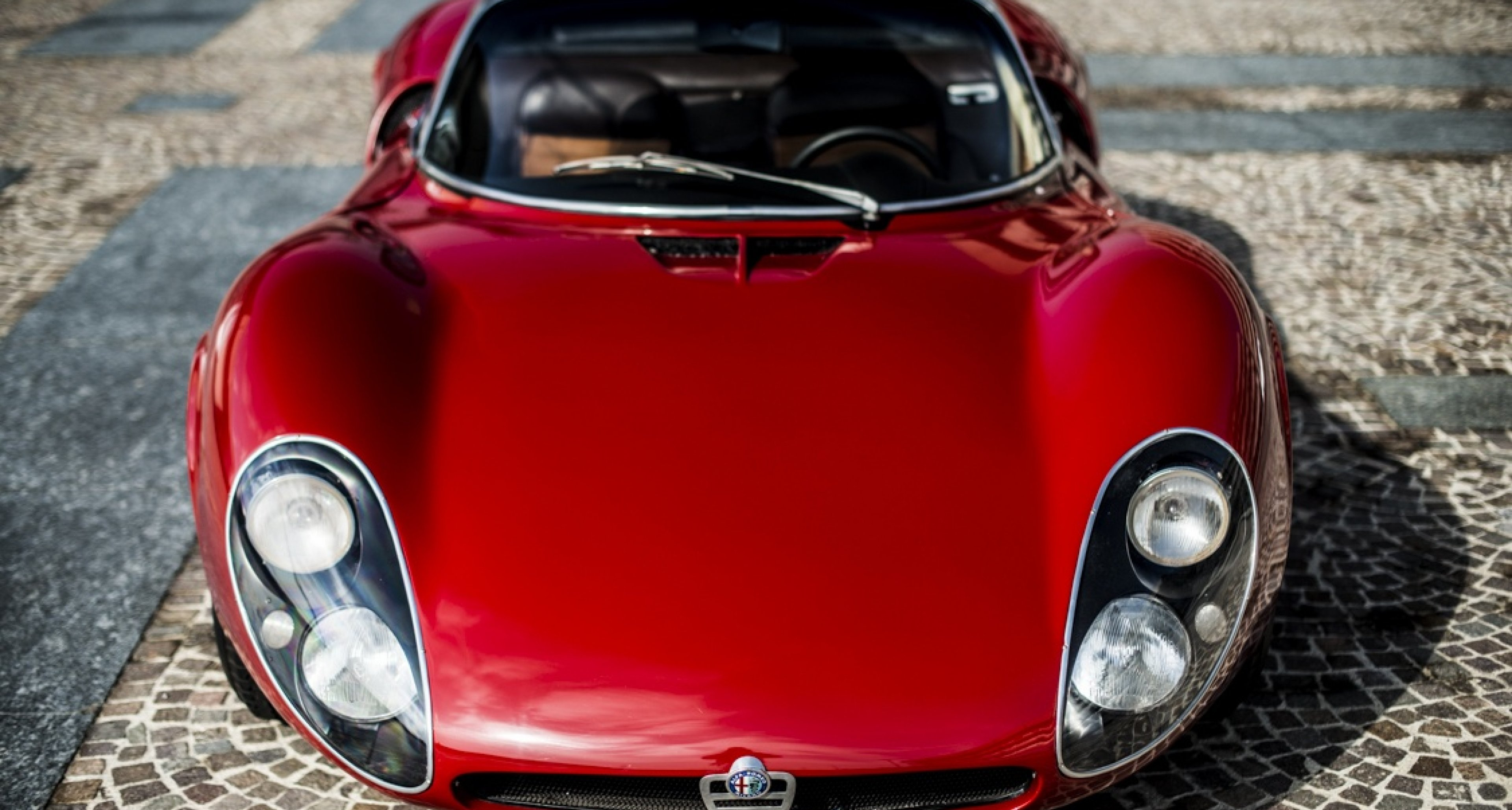 Is The Alfa Romeo Tipo 33 Stradale The Sexiest Car Of All