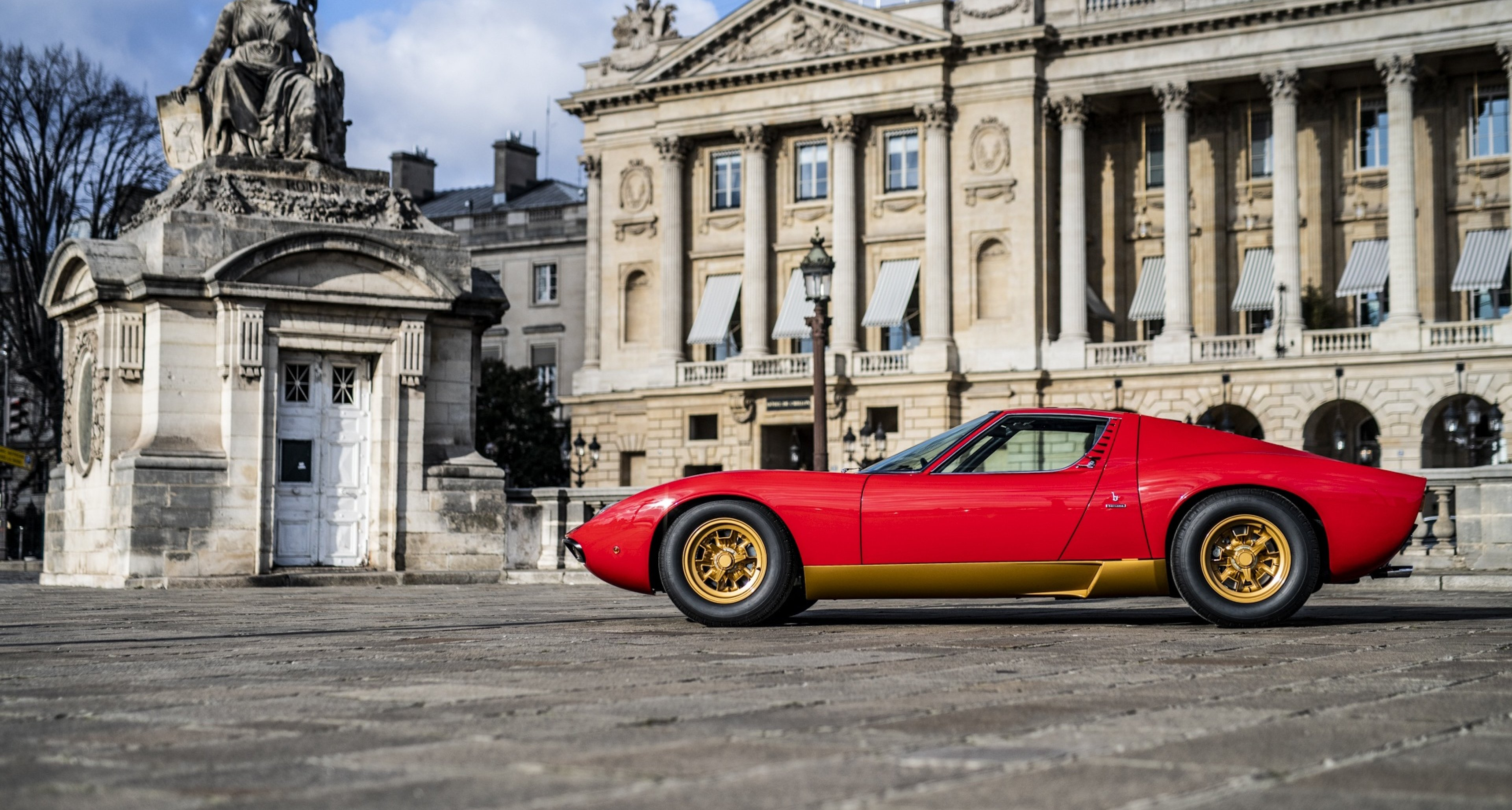 Here Have Some More Photos Of Jean Todt S New Lamborghini Miura