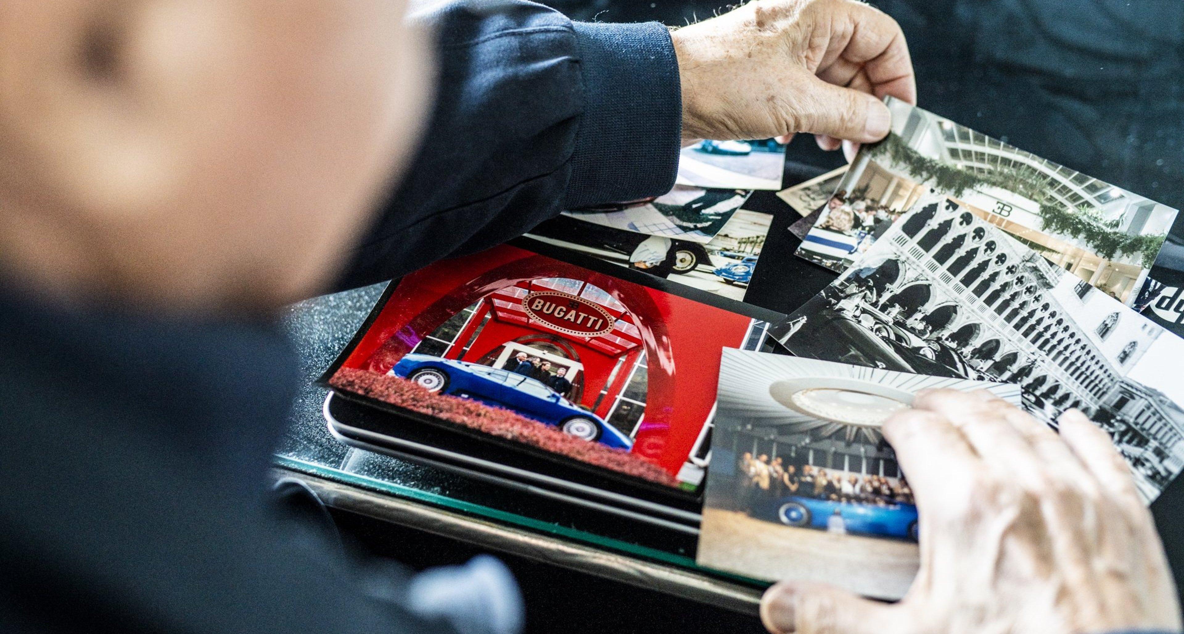 An Audience With Romano Artioli Godfather Of The Bugatti Eb110 Classic Driver Magazine