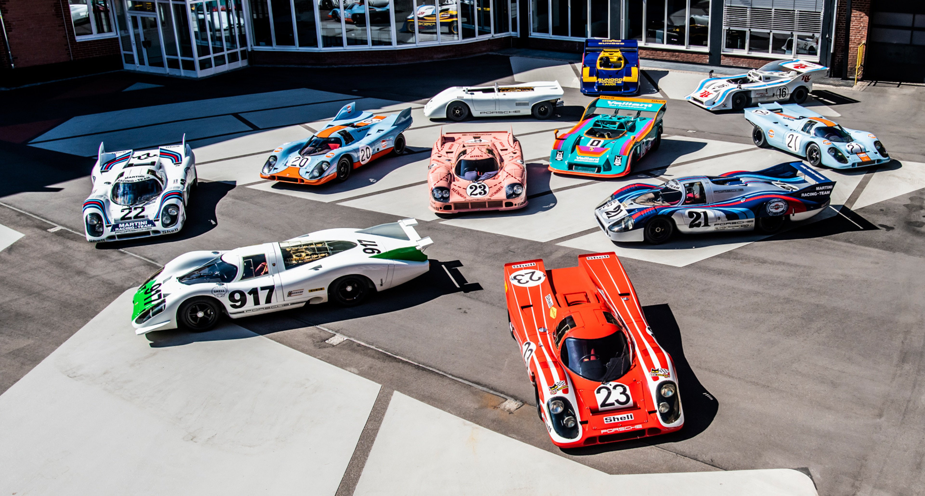 Porsche 917 For Sale >> You Ll Never See Another Porsche 917 Reunion Like This One