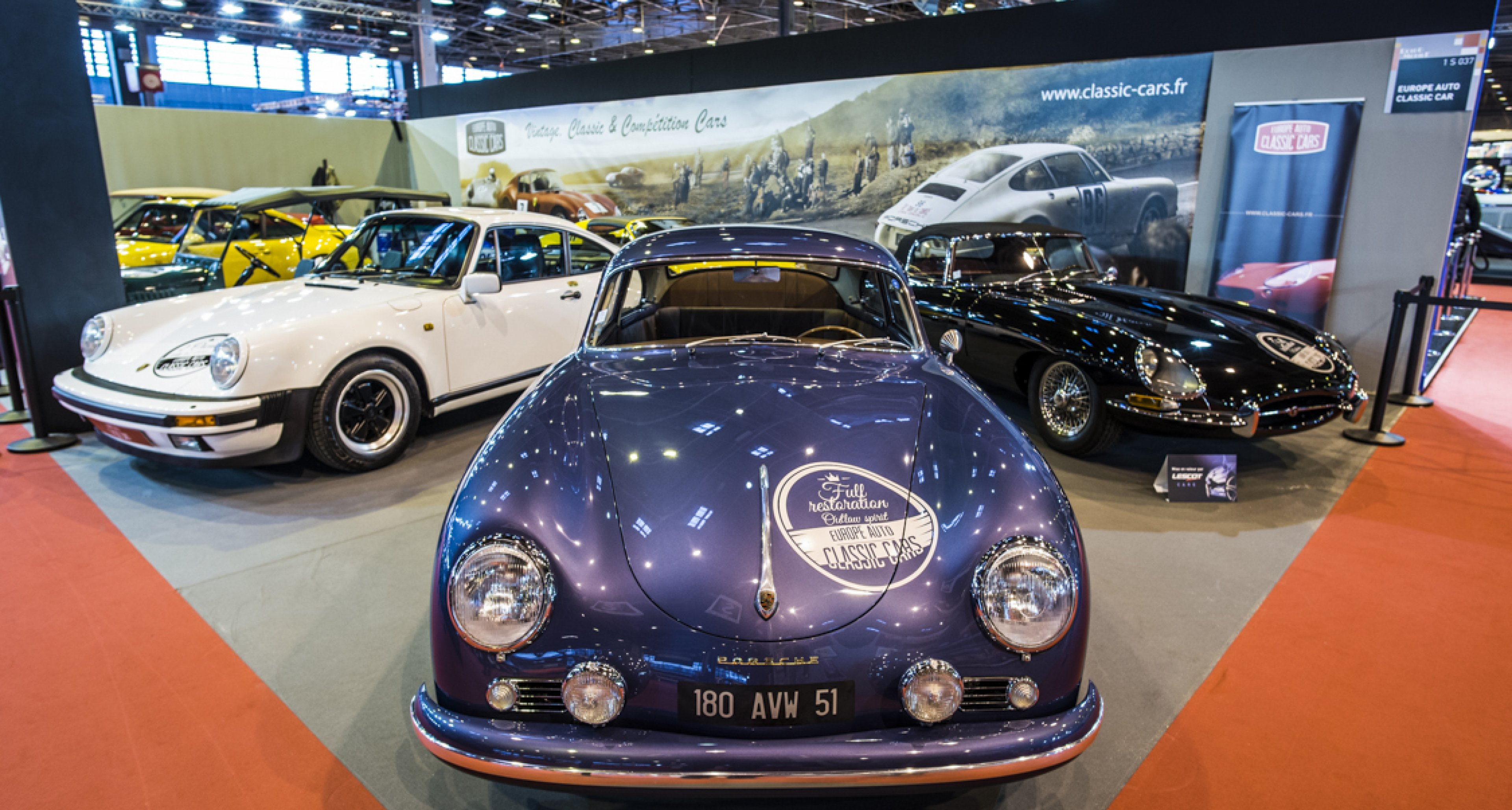 Europe Auto Classic Cars