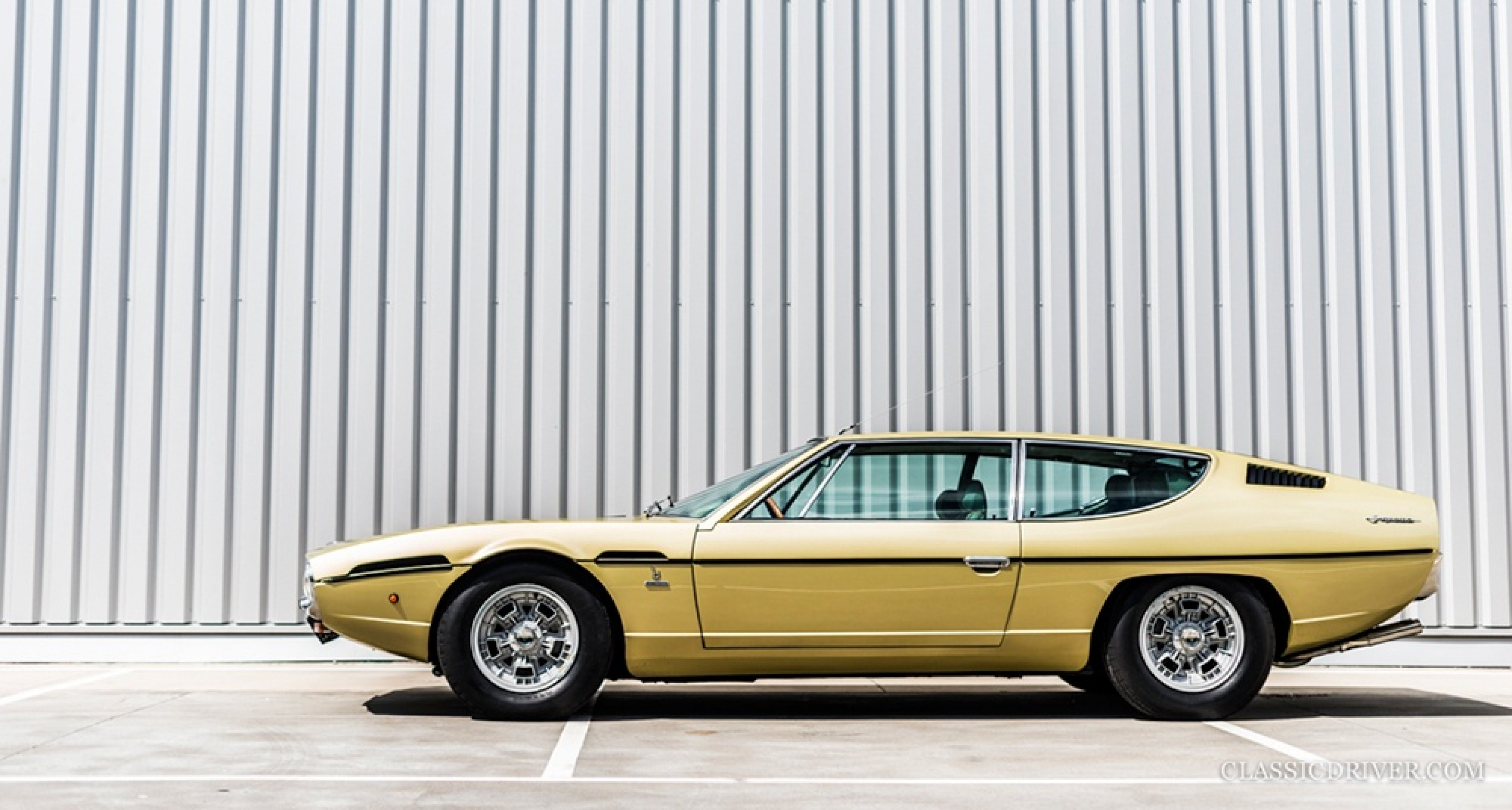 Owning a Lamborghini Espada in 2018 is as good as gold | Classic ...