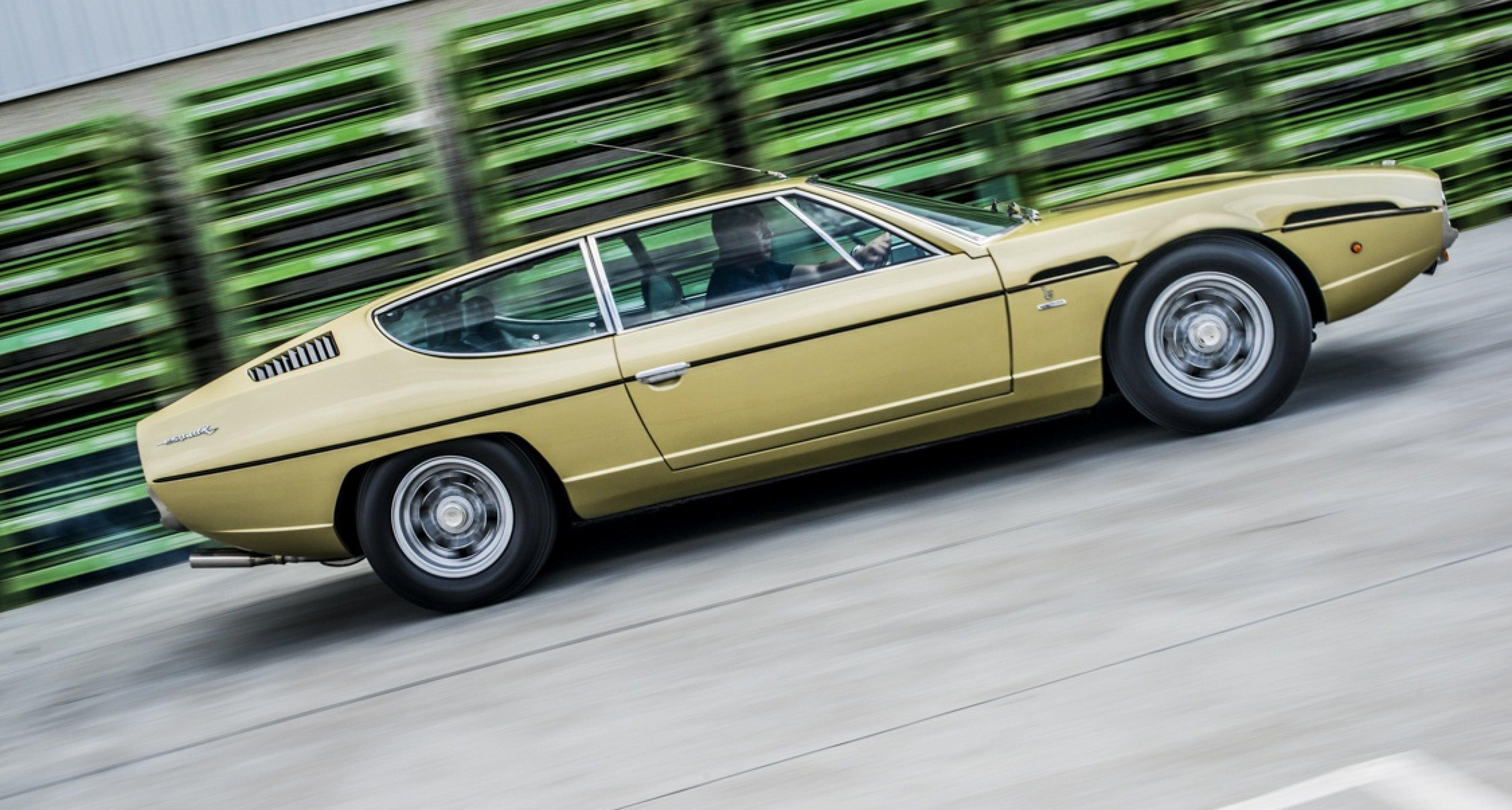 Owning A Lamborghini Espada In 2018 Is As Good As Gold Classic