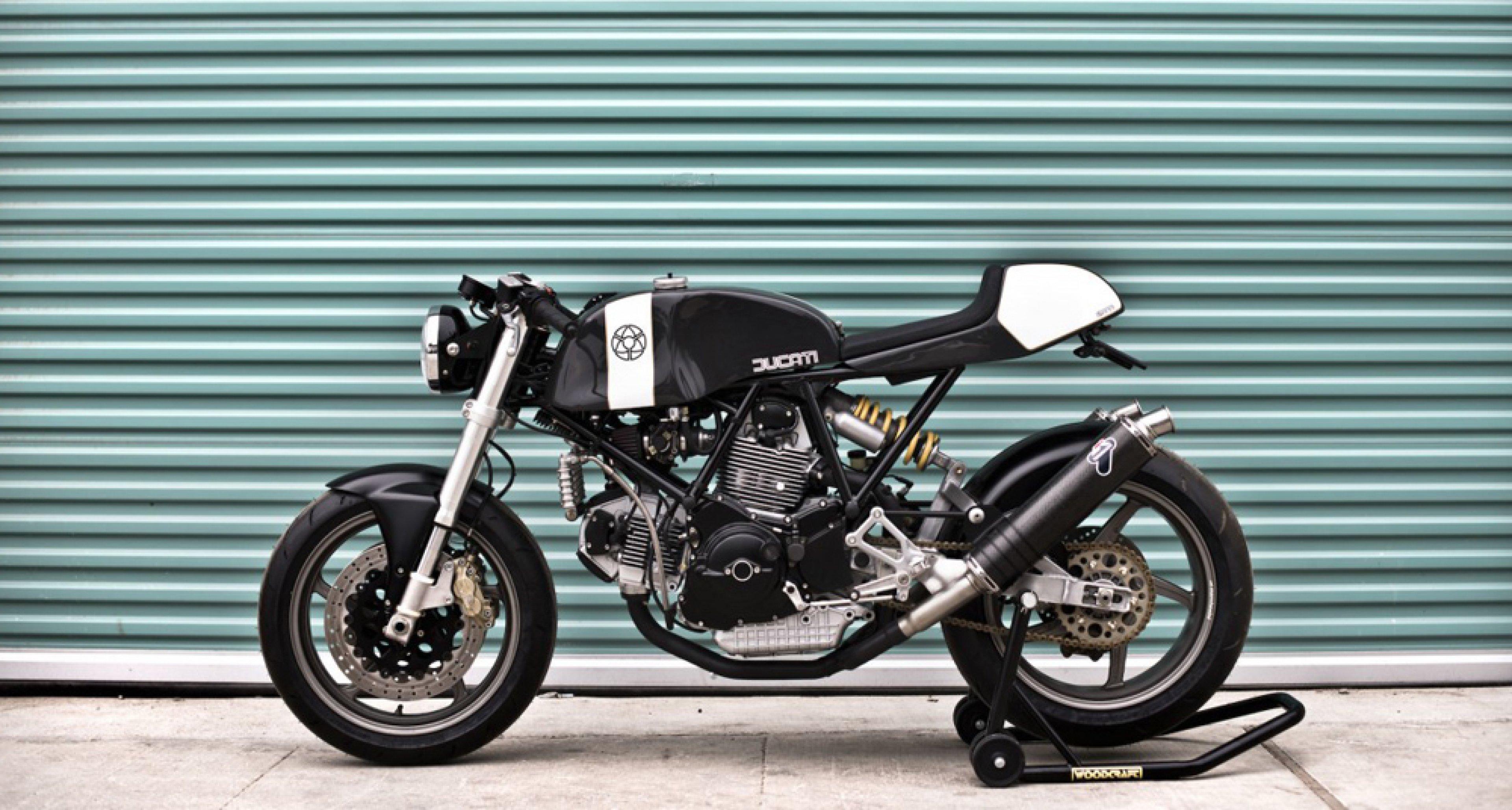 Ducati Leggero by Walt Siegl is one gorgeous lightweight