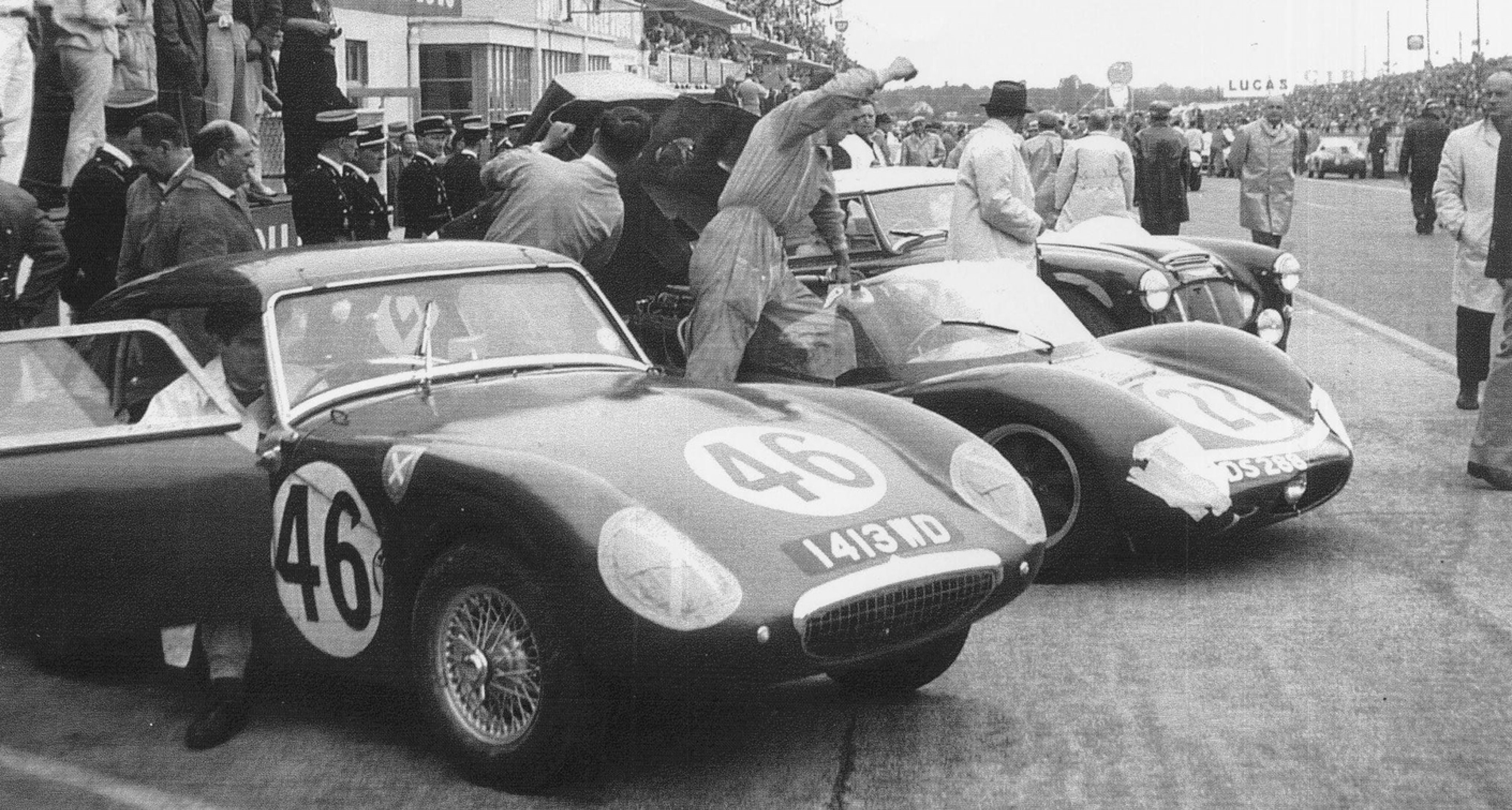 1961 Austin-Healey 'Sebring' Sprite